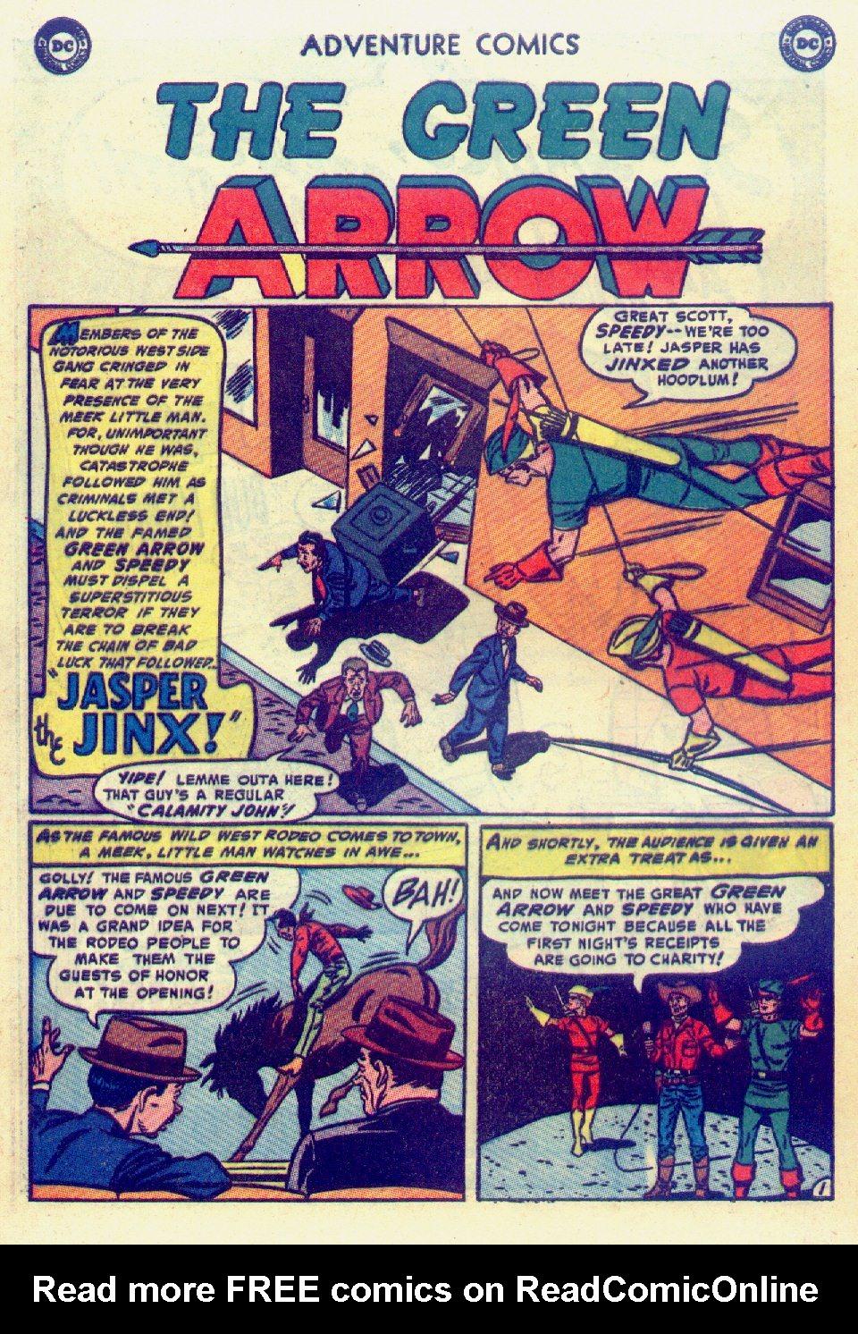 Read online Adventure Comics (1938) comic -  Issue #201 - 34
