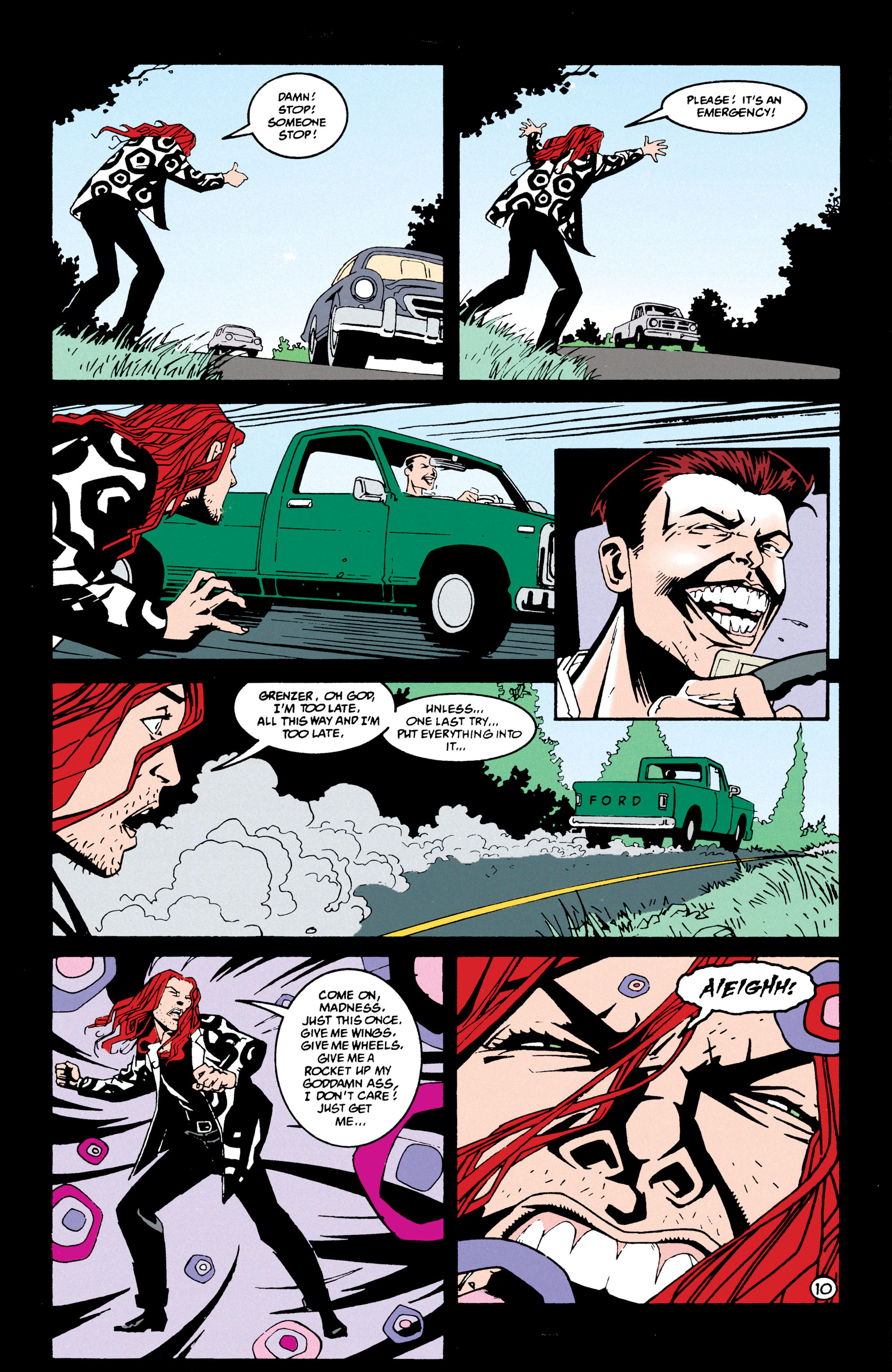 Read online Shade, the Changing Man comic -  Issue #69 - 11