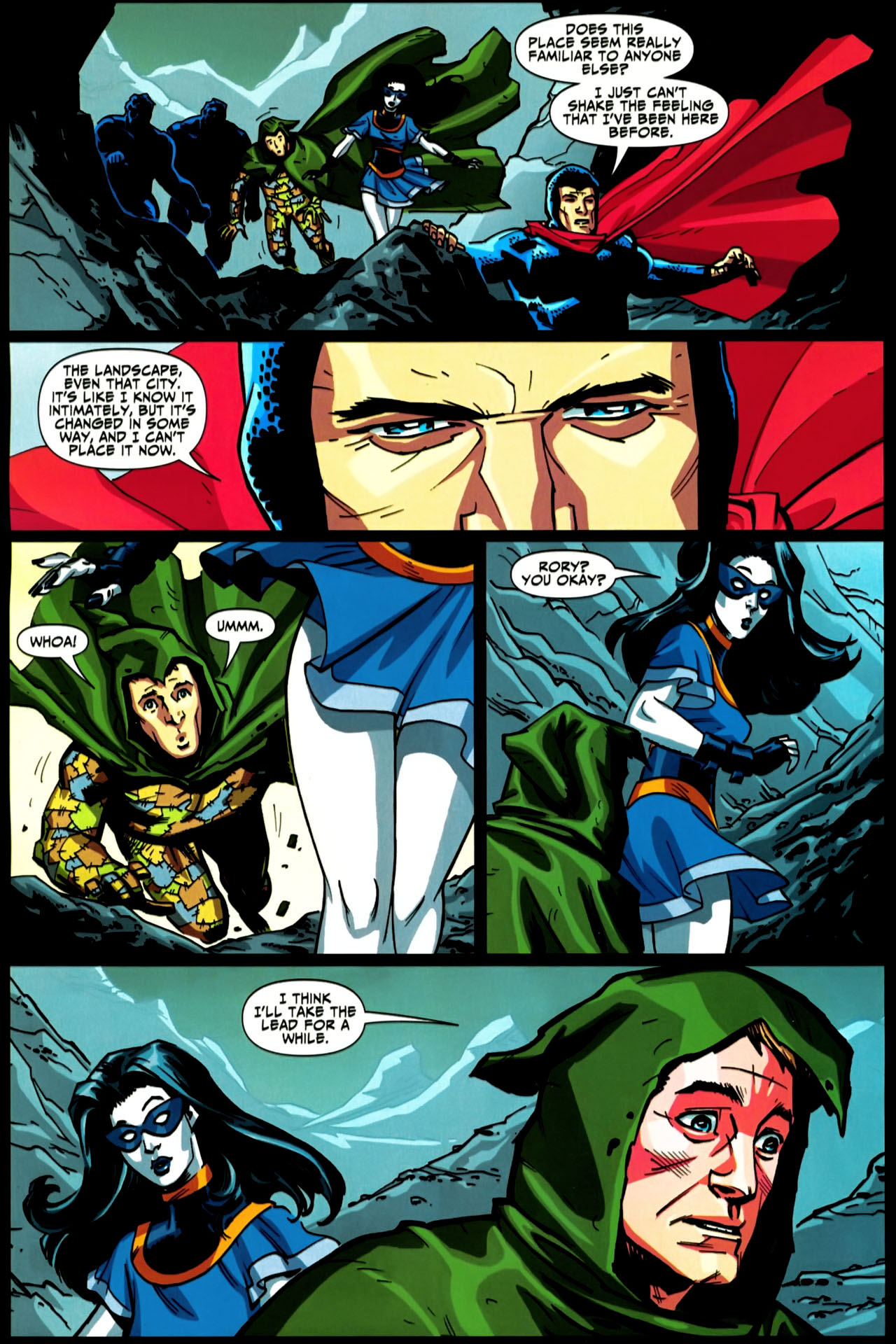 Read online Shadowpact comic -  Issue #20 - 14