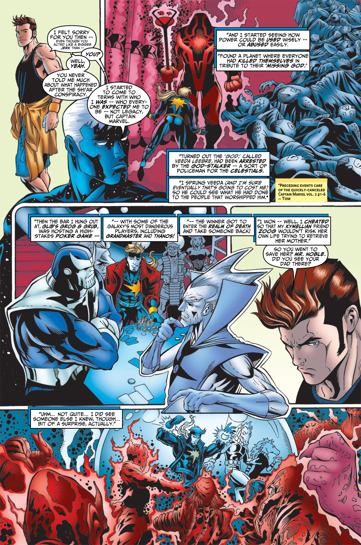 Captain Marvel (1999) Issue #14 #15 - English 7