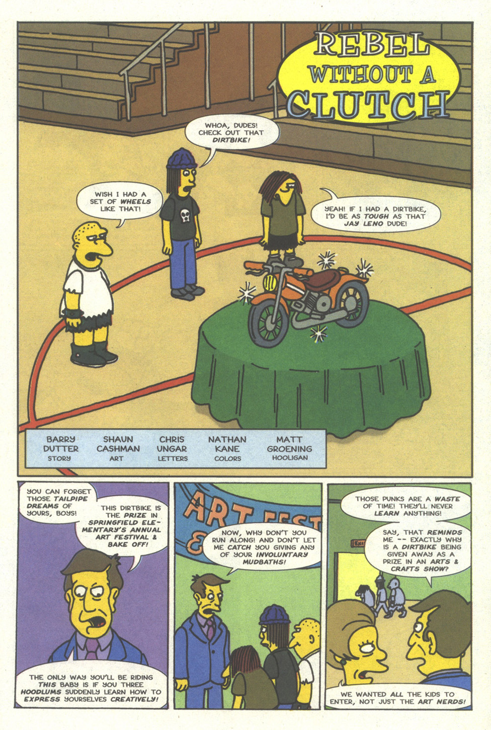 Read online Simpsons Comics comic -  Issue #13 - 27
