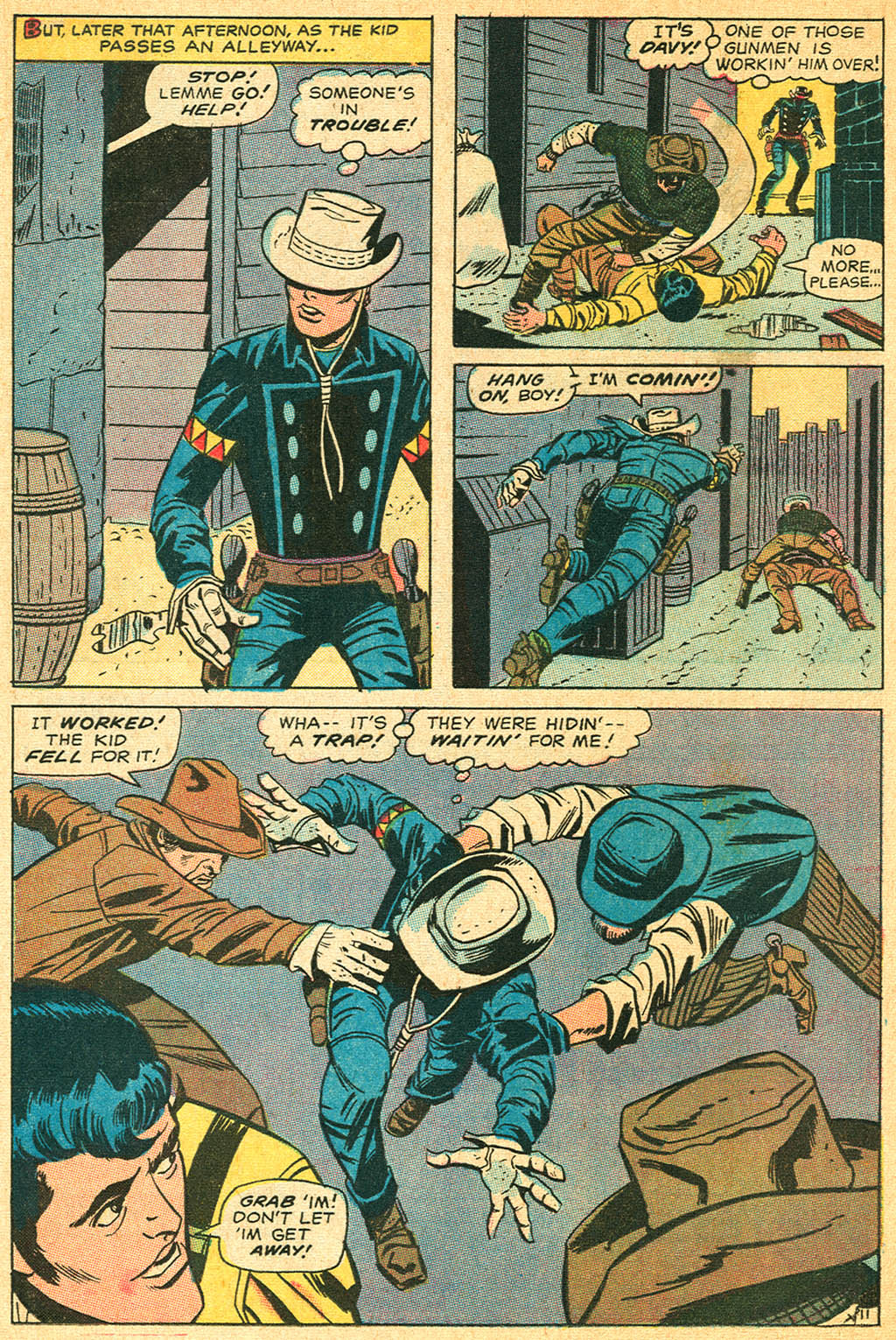 The Rawhide Kid (1955) 77 Page 16