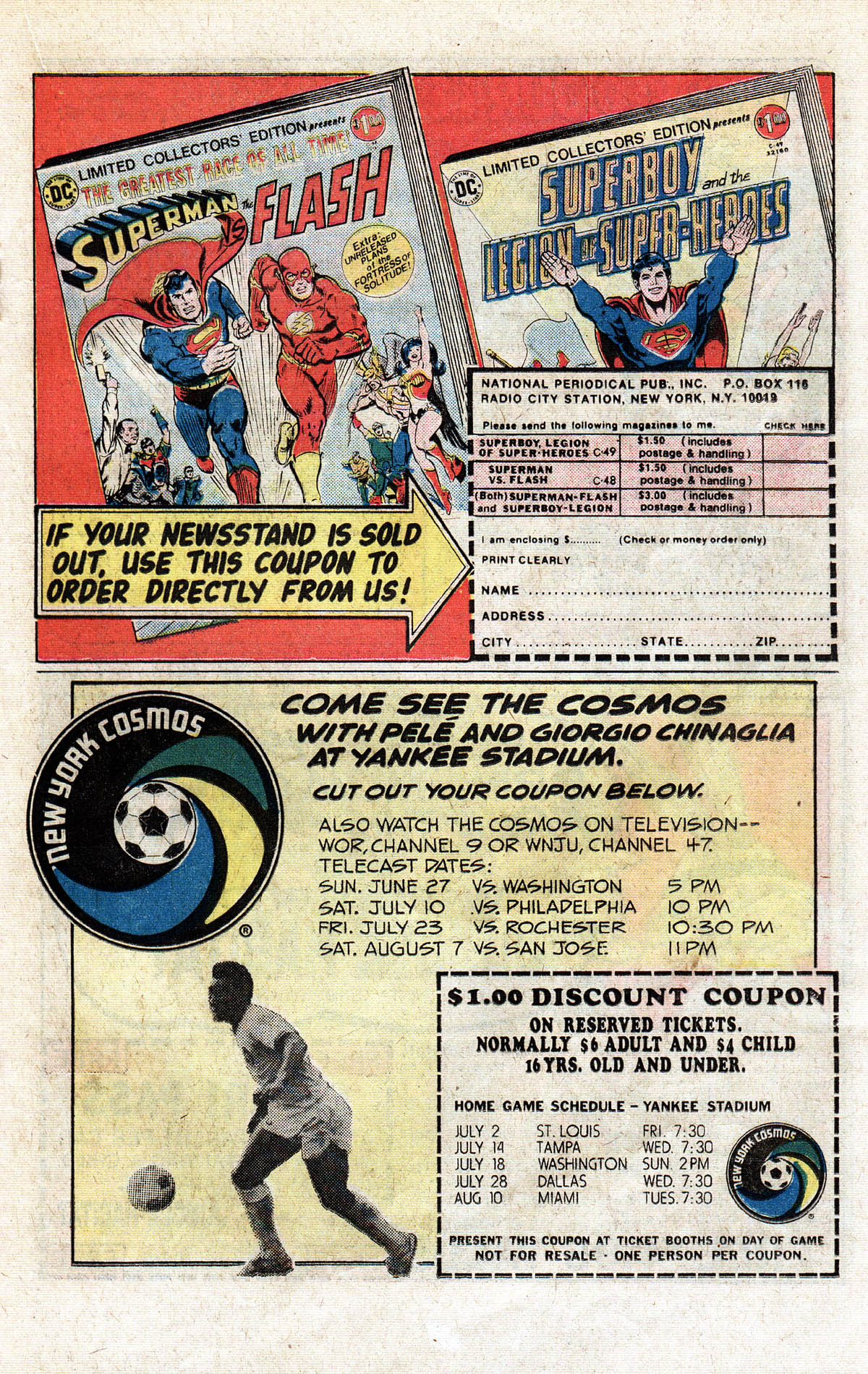 Read online Action Comics (1938) comic -  Issue #464 - 19