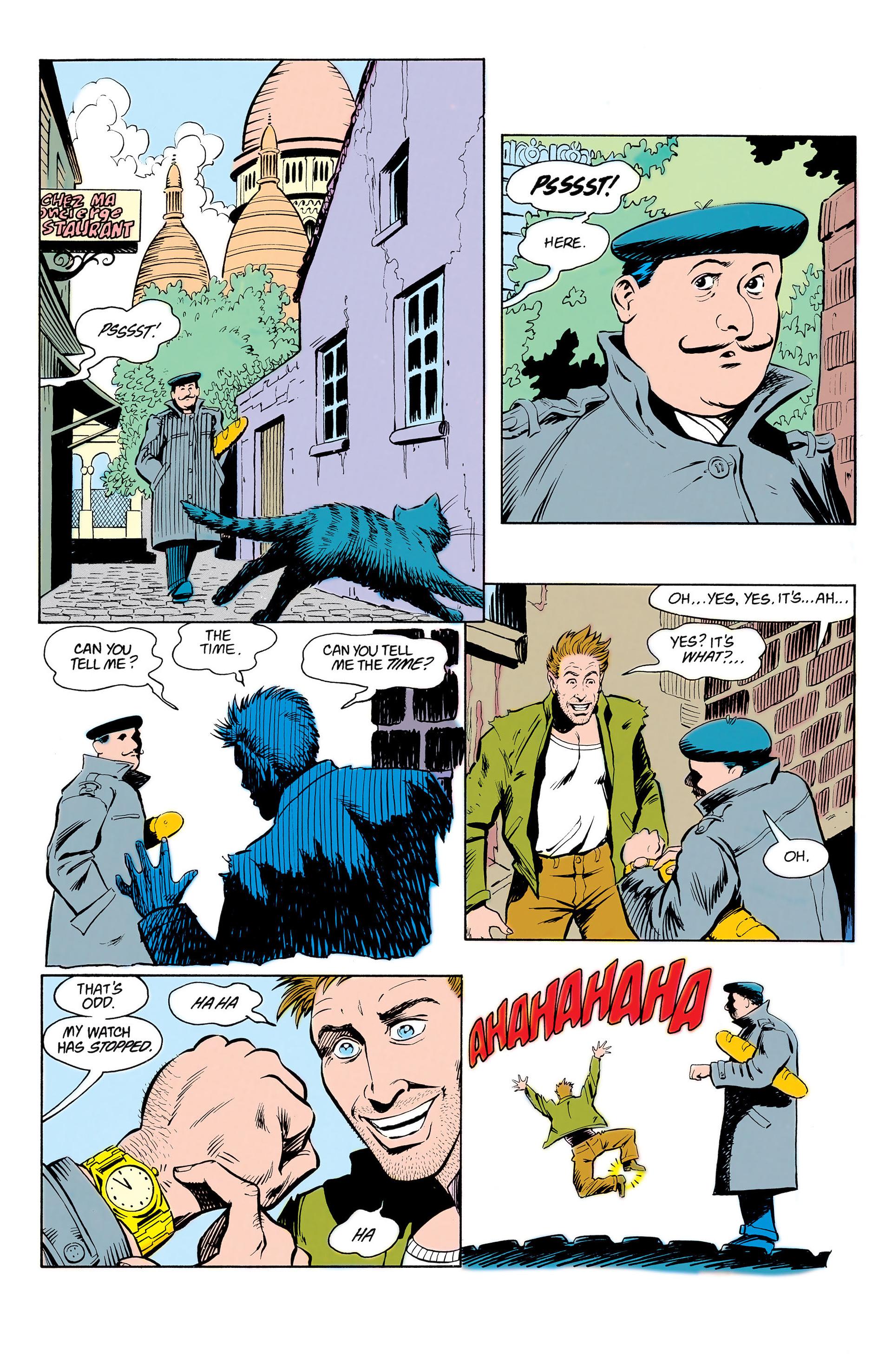 Read online Animal Man (1988) comic -  Issue #16 - 2