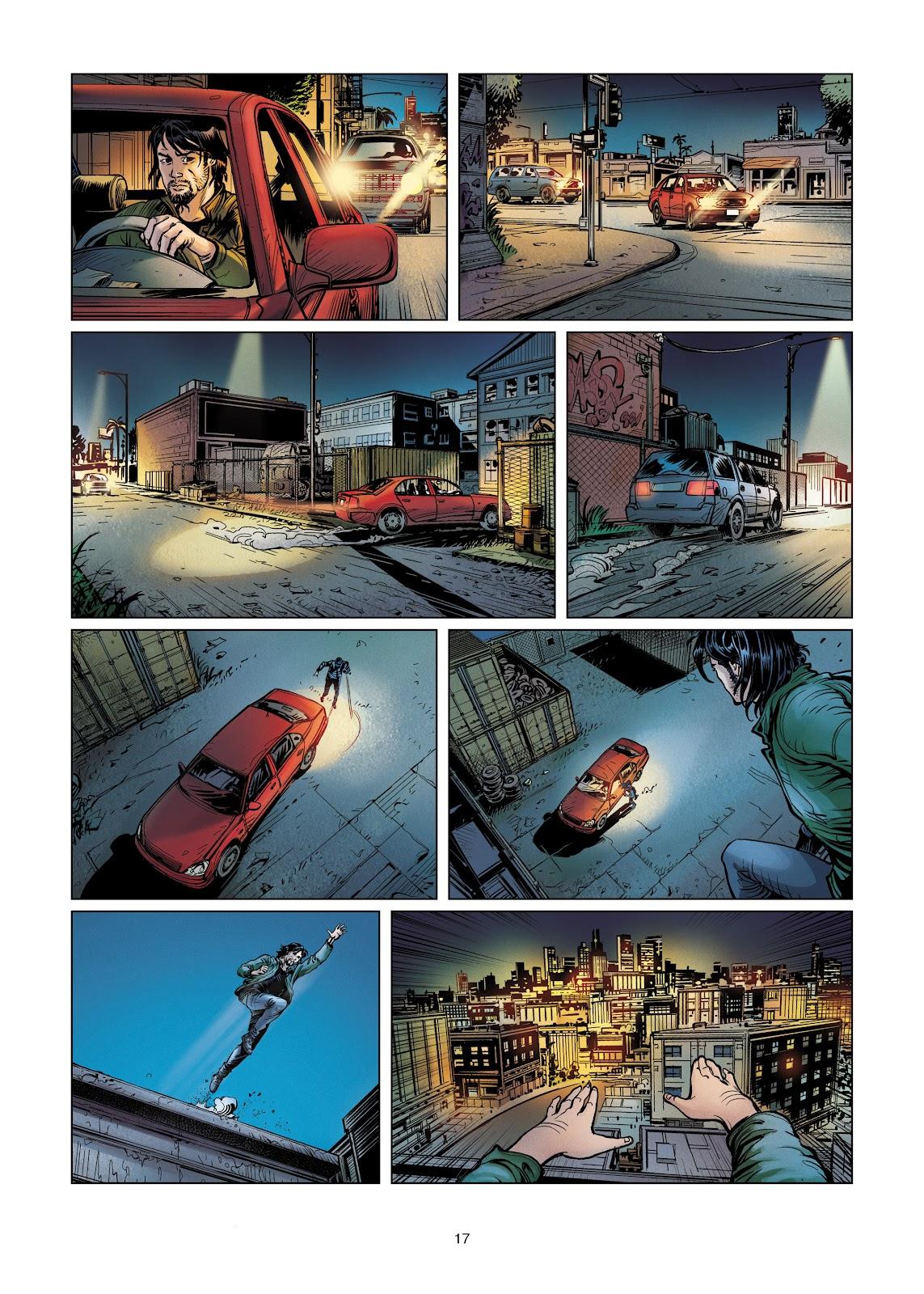 Read online Vigilantes comic -  Issue #4 - 17