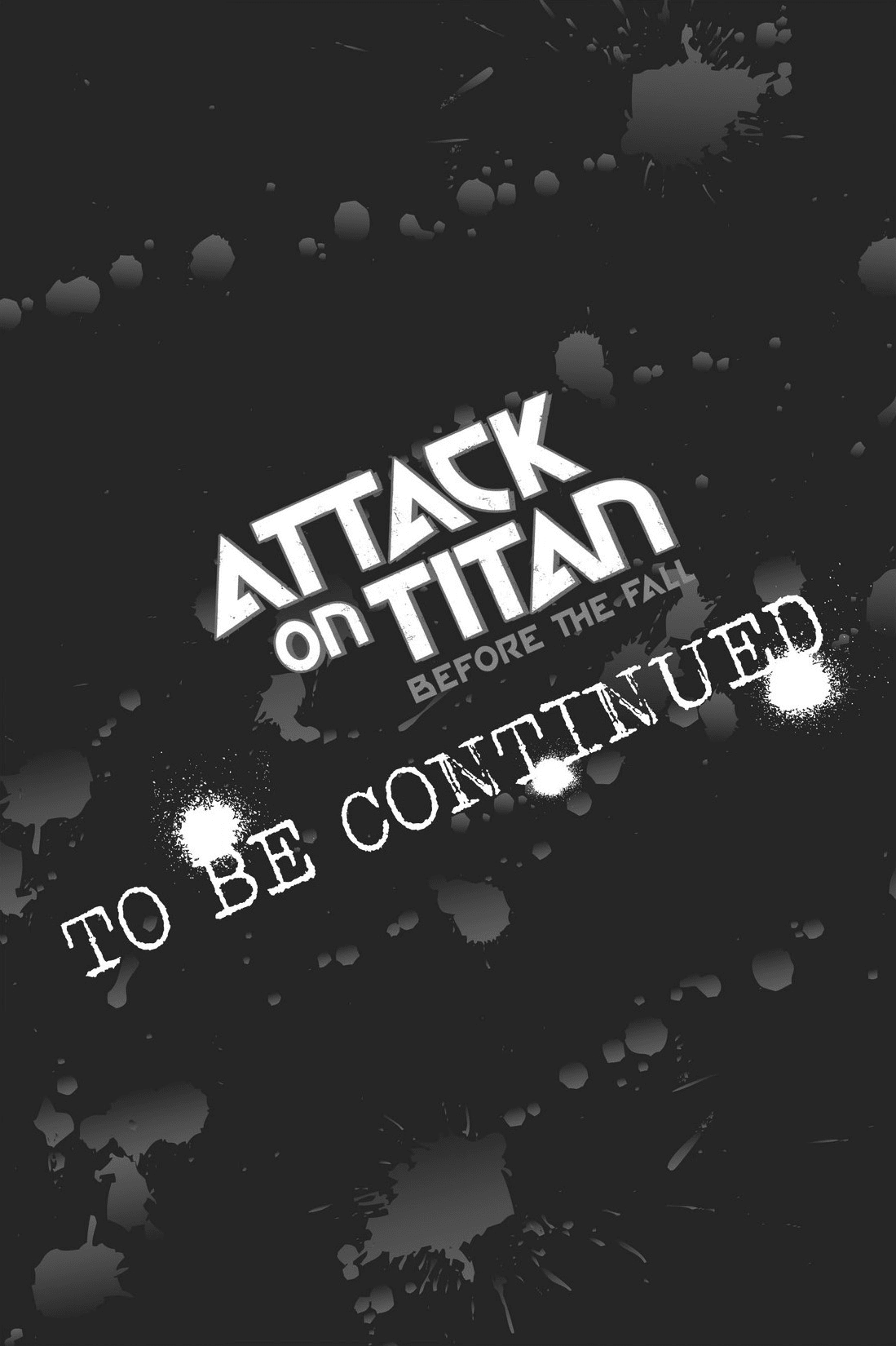 Read online Attack on Titan: Before the Fall comic -  Issue #2 - 187