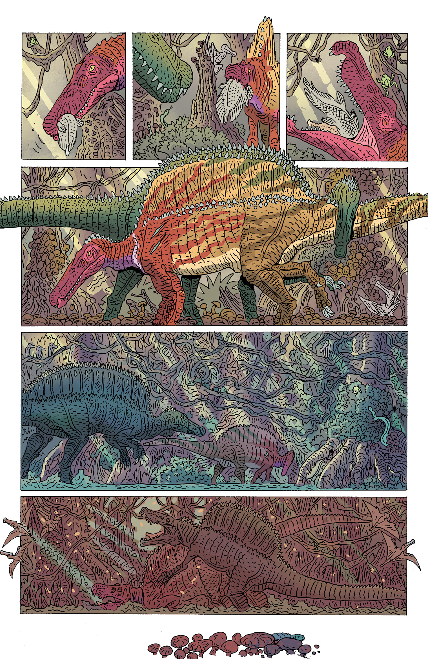 Read online Age of Reptiles: Ancient Egyptians comic -  Issue #2 - 14