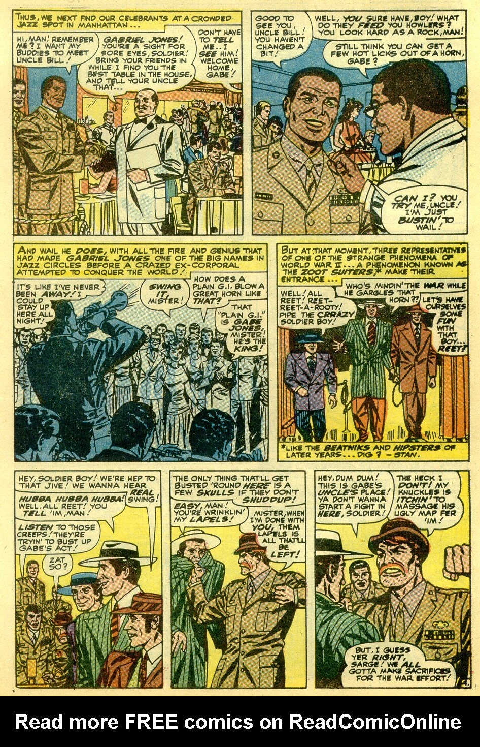 Read online Sgt. Fury comic -  Issue #82 - 7