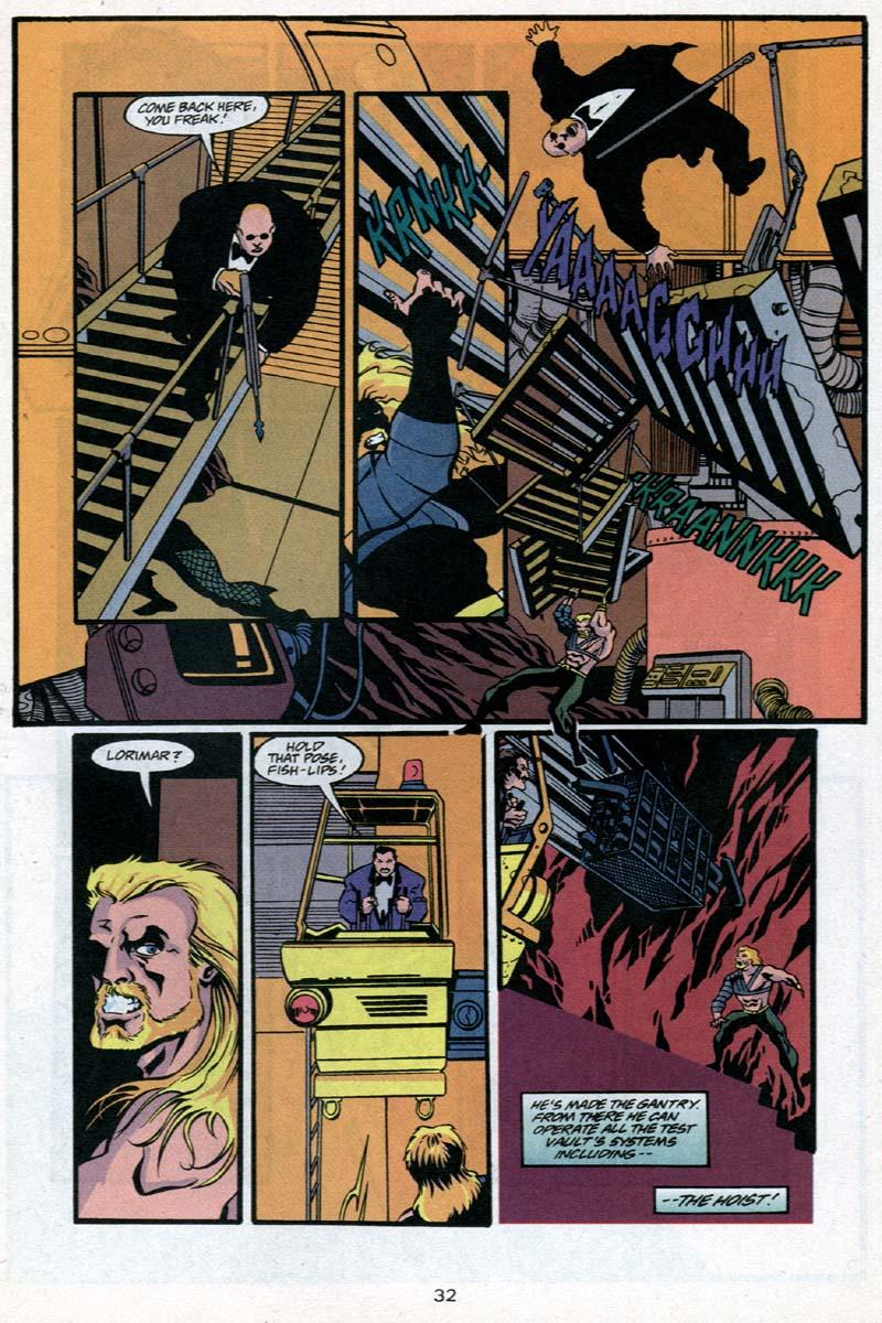 Read online Aquaman (1994) comic -  Issue #Aquaman (1994) _Annual 3 - 33