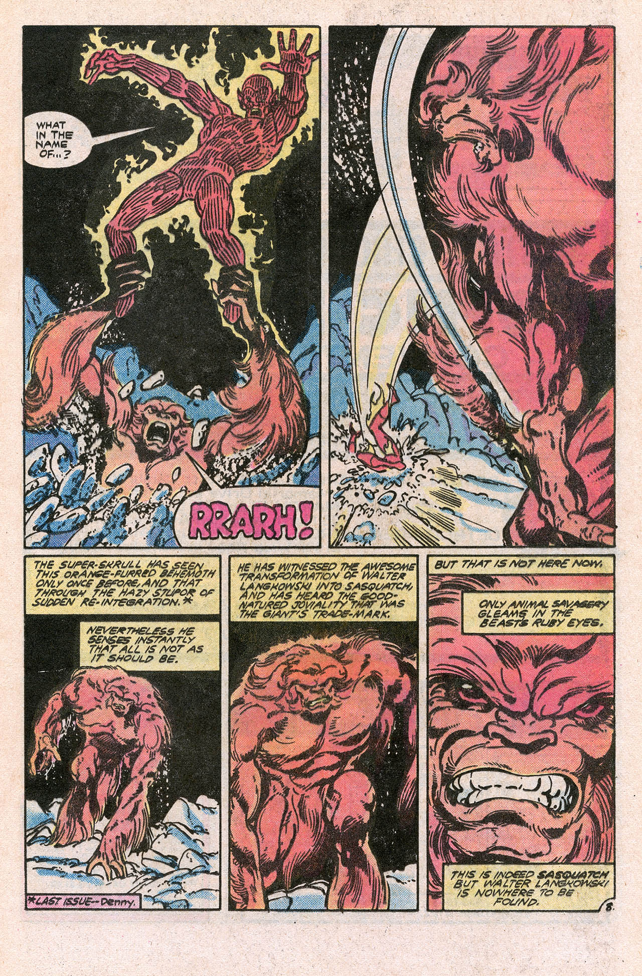 Read online Alpha Flight (1983) comic -  Issue #10 - 13