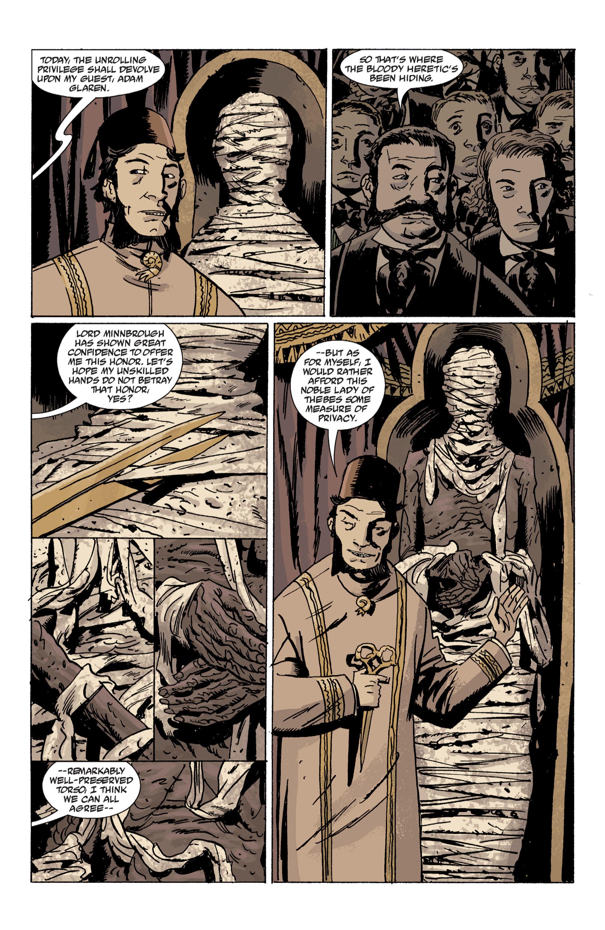 Read online B.P.R.D. (2003) comic -  Issue # TPB 7 - 12
