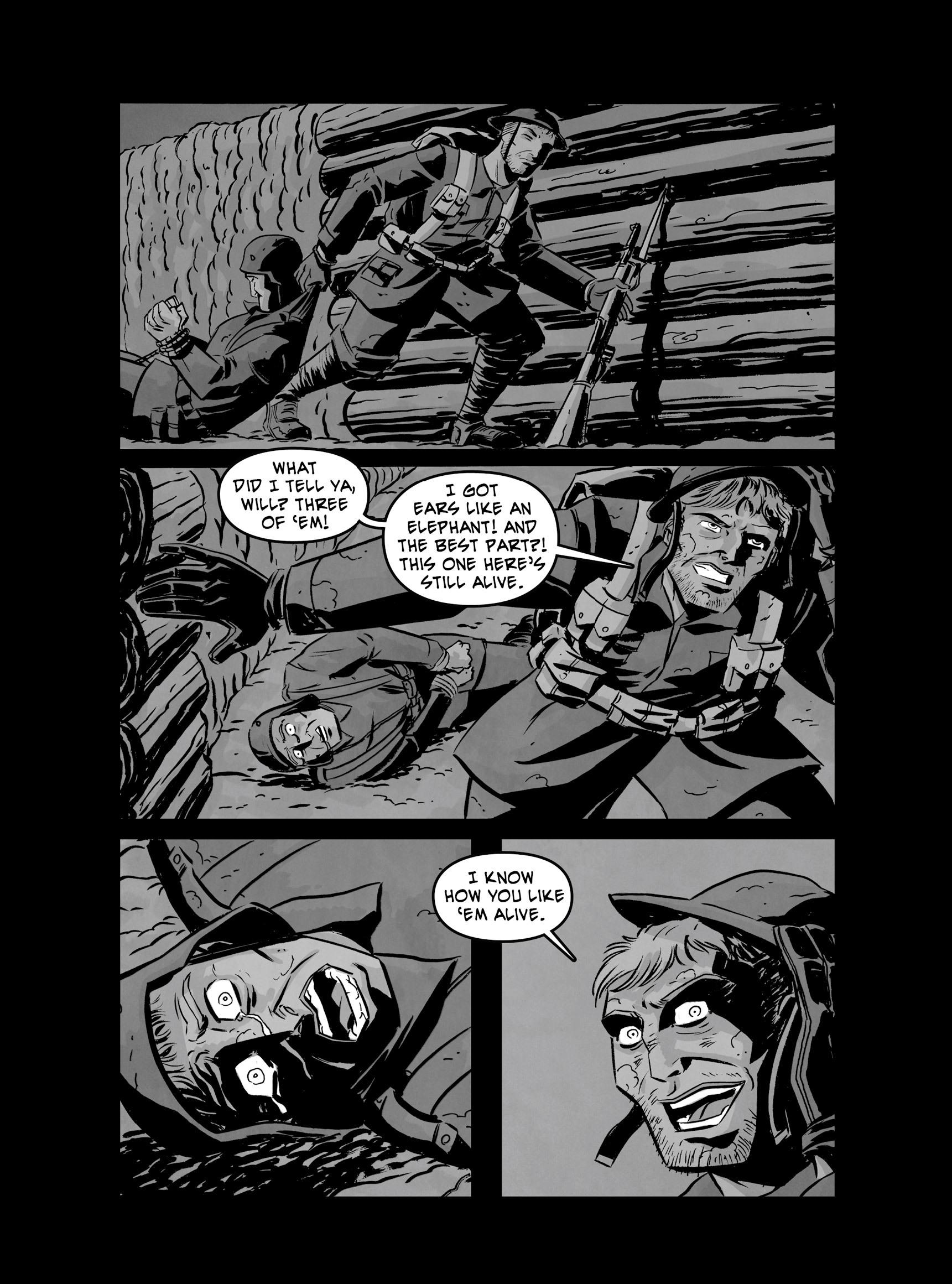 Read online FUBAR comic -  Issue #3 - 231