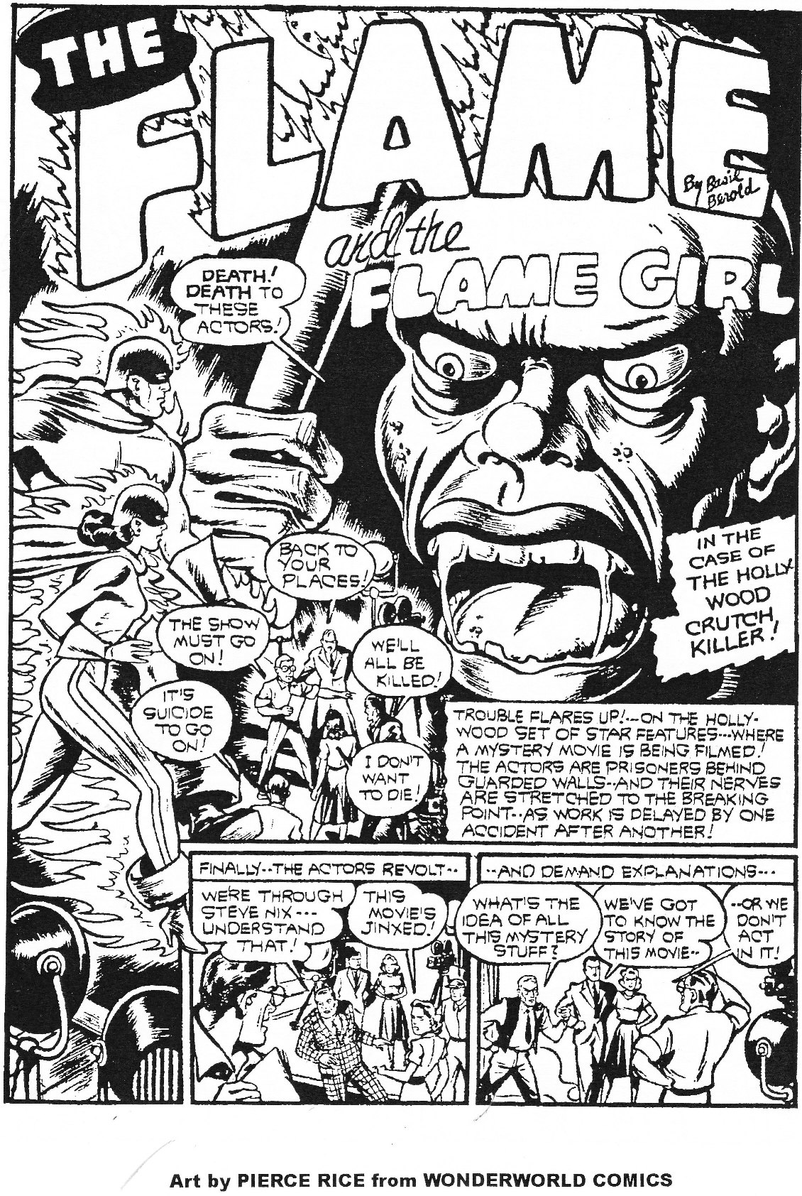 Read online Men of Mystery Comics comic -  Issue #74 - 23