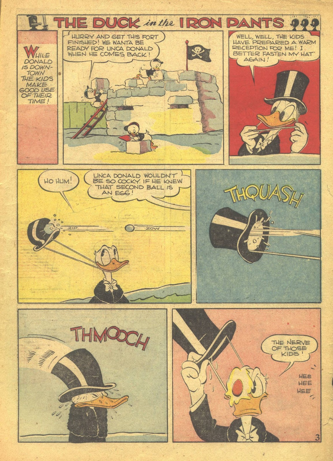 Walt Disney's Comics and Stories issue 41 - Page 5