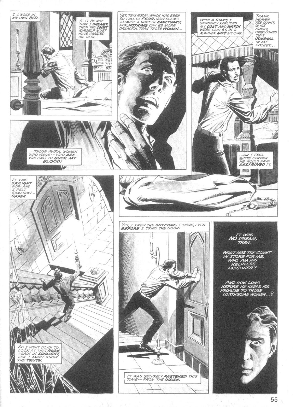 Dracula Lives issue 7 - Page 52