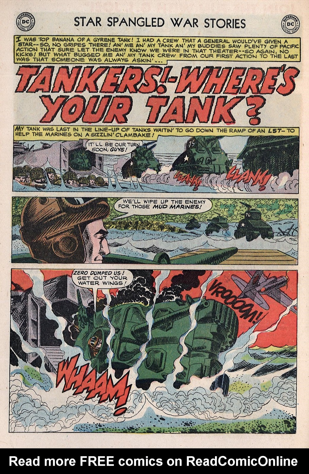 Star Spangled War Stories (1952) issue 122 - Page 24