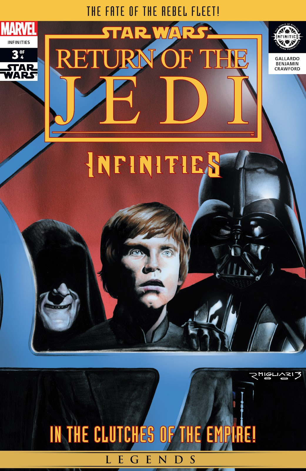 Read online Star Wars Legends: Infinities - Epic Collection comic -  Issue # TPB (Part 3) - 43