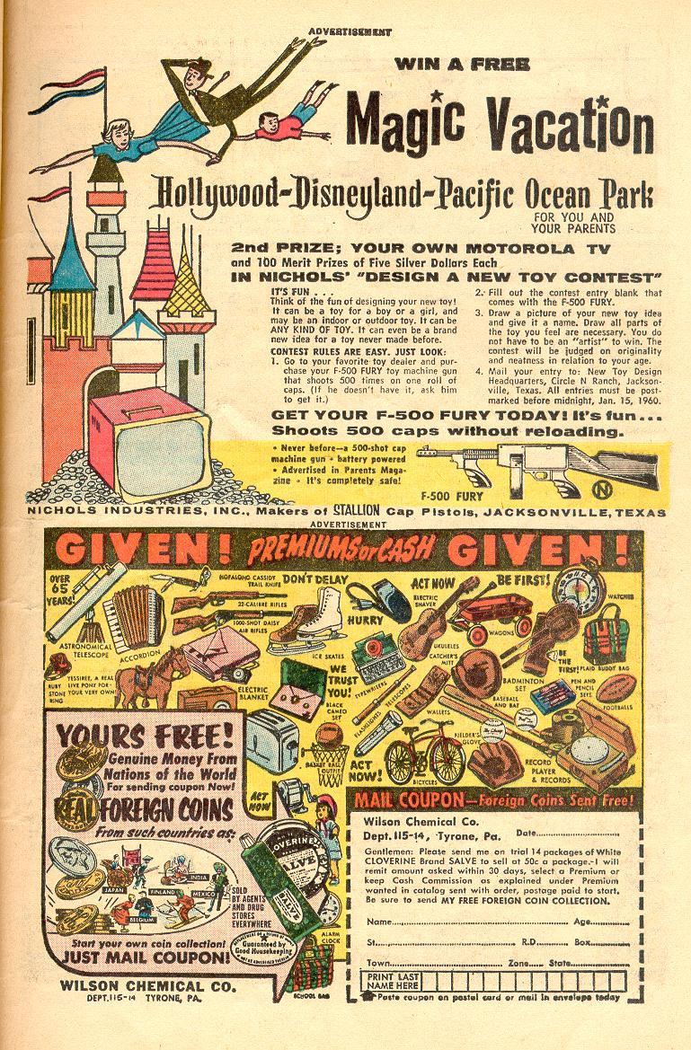 Read online Adventure Comics (1938) comic -  Issue #263 - 24