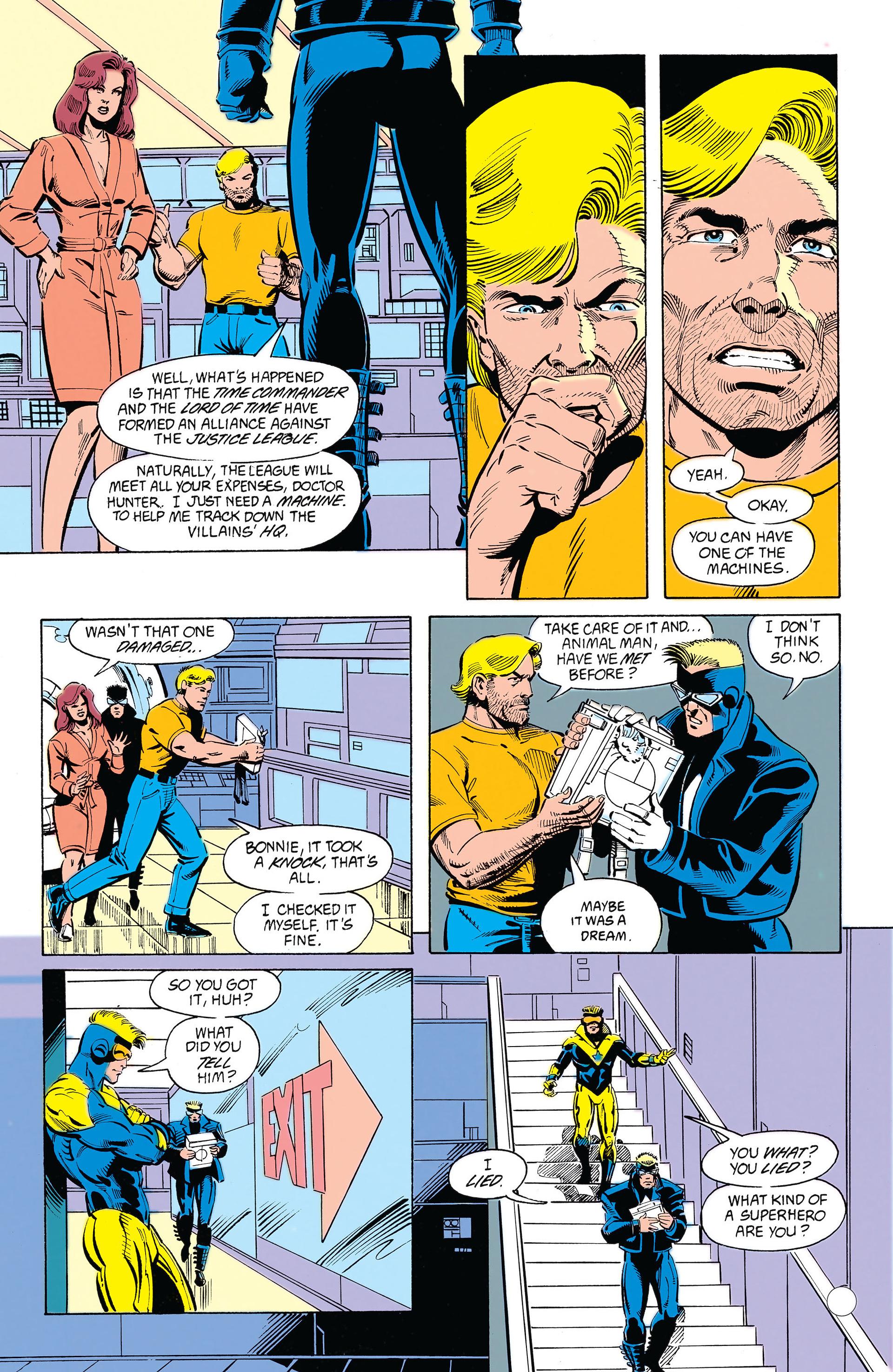 Read online Animal Man (1988) comic -  Issue #22 - 6