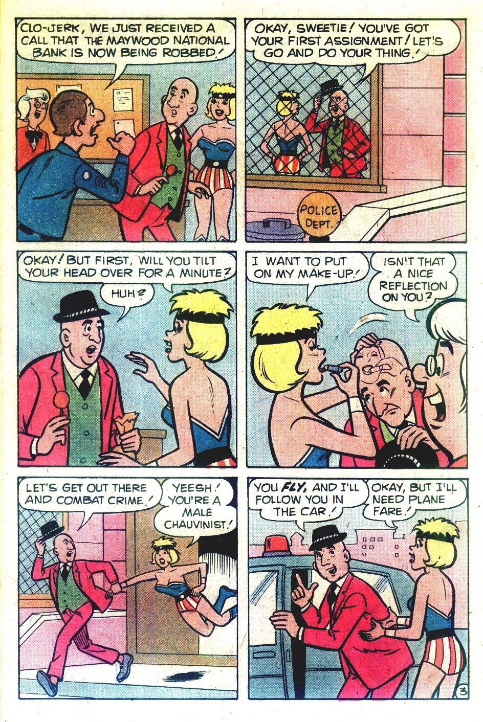 Read online Madhouse Comics comic -  Issue #120 - 22