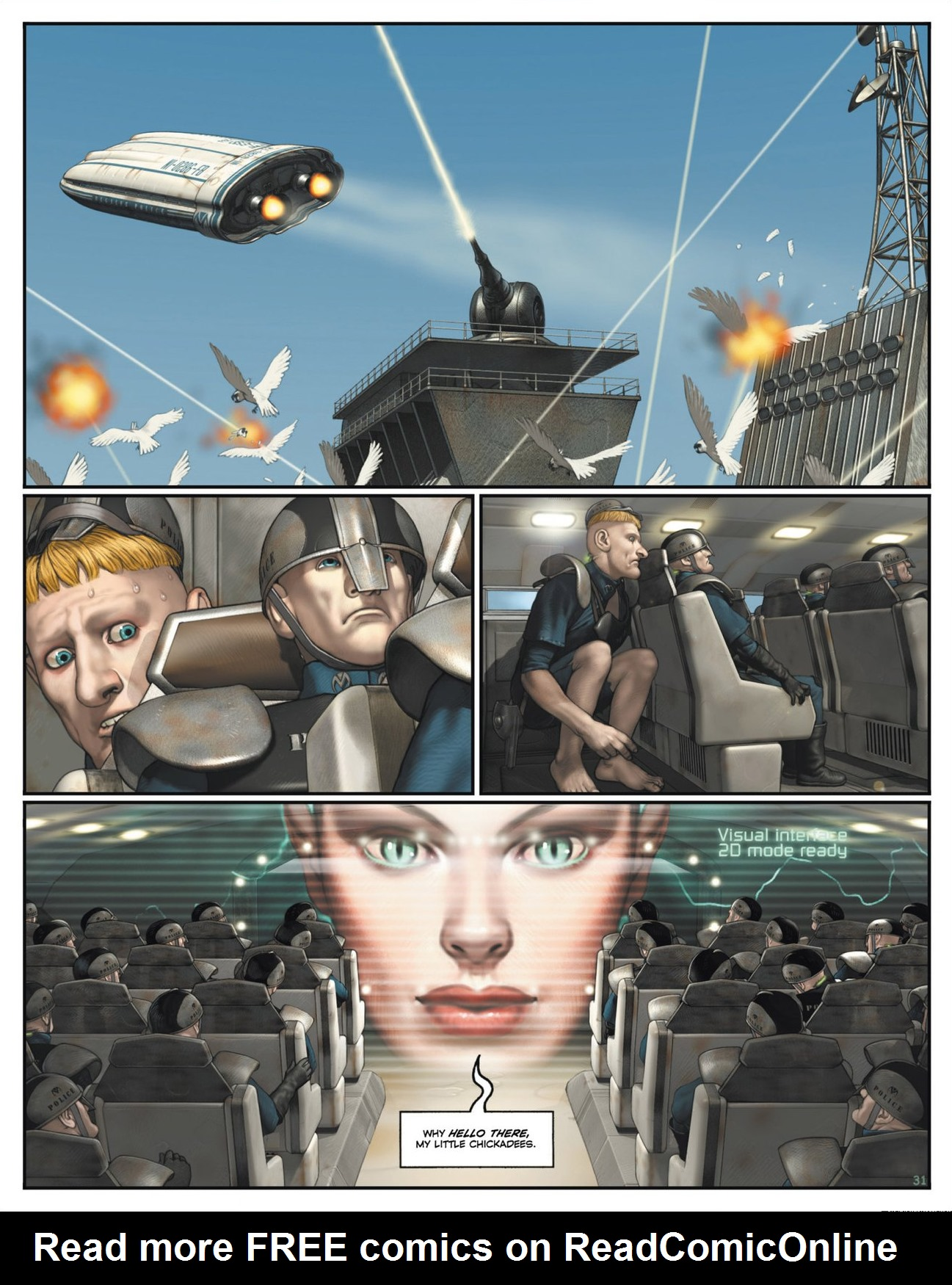 Read online Megalex (2014) comic -  Issue #1 - 36