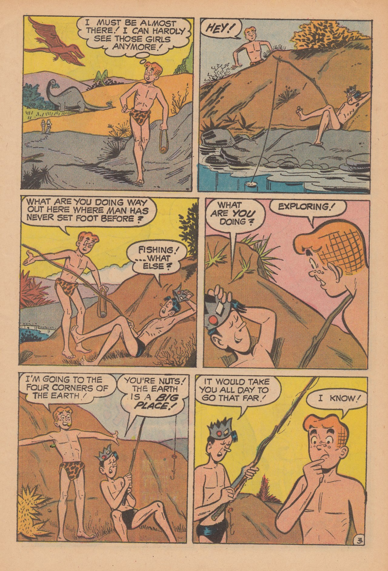 Read online Archie (1960) comic -  Issue #188 - 15