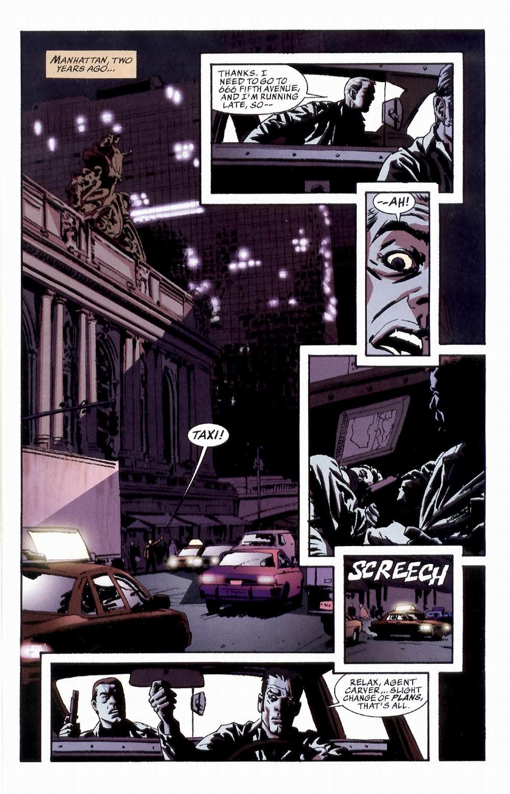 Read online Sleeper comic -  Issue #3 - 3