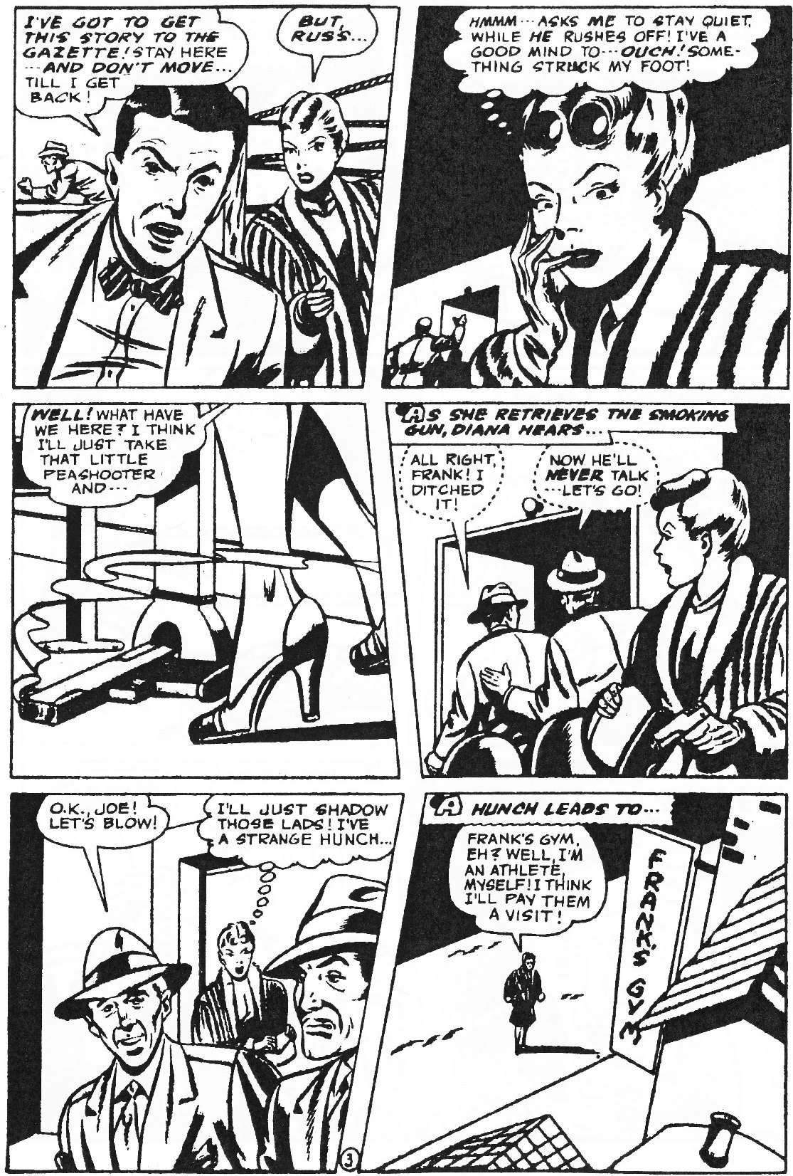 Read online Men of Mystery Comics comic -  Issue #81 - 20