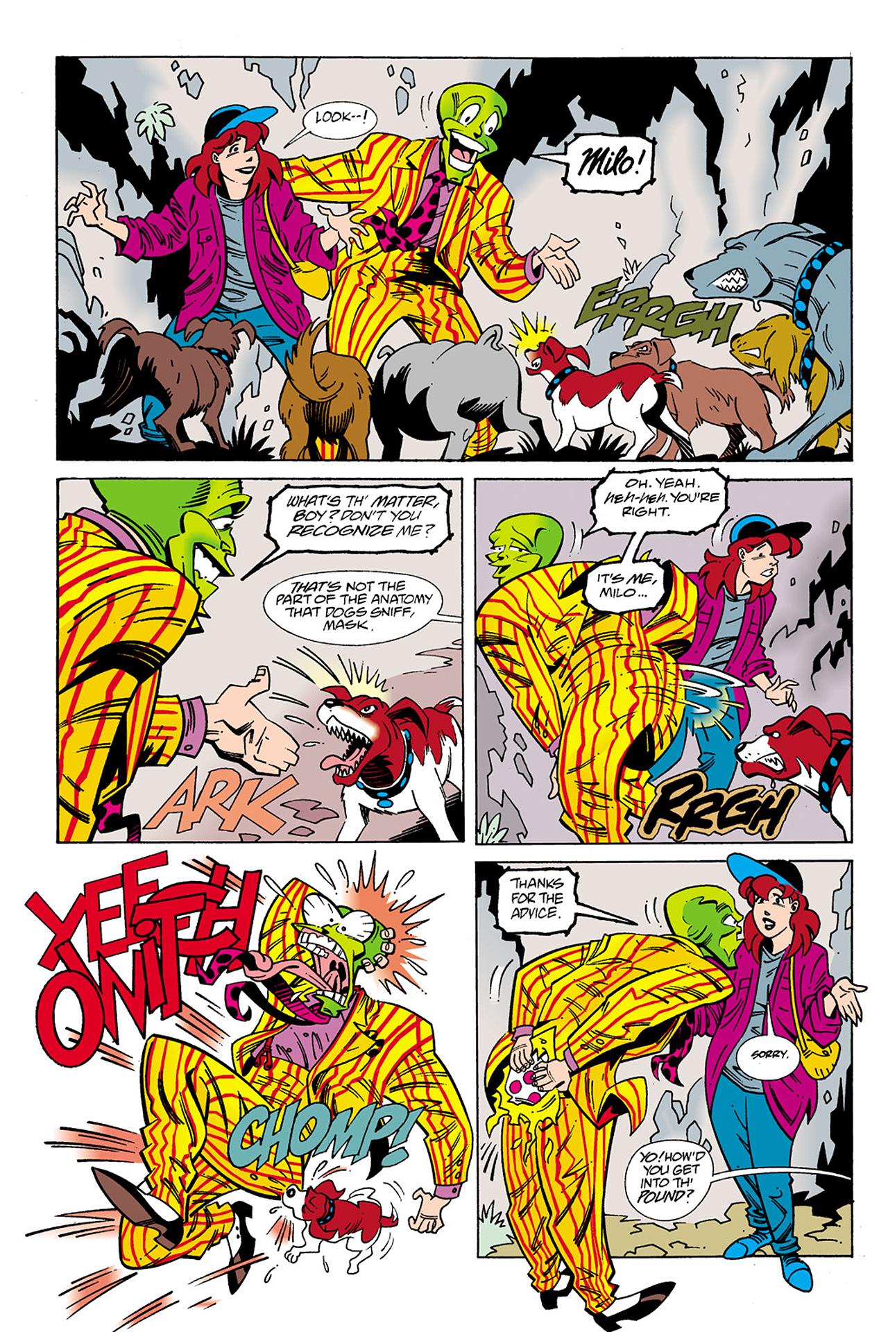 Read online Adventures Of The Mask Omnibus comic -  Issue #Adventures Of The Mask Omnibus Full - 125