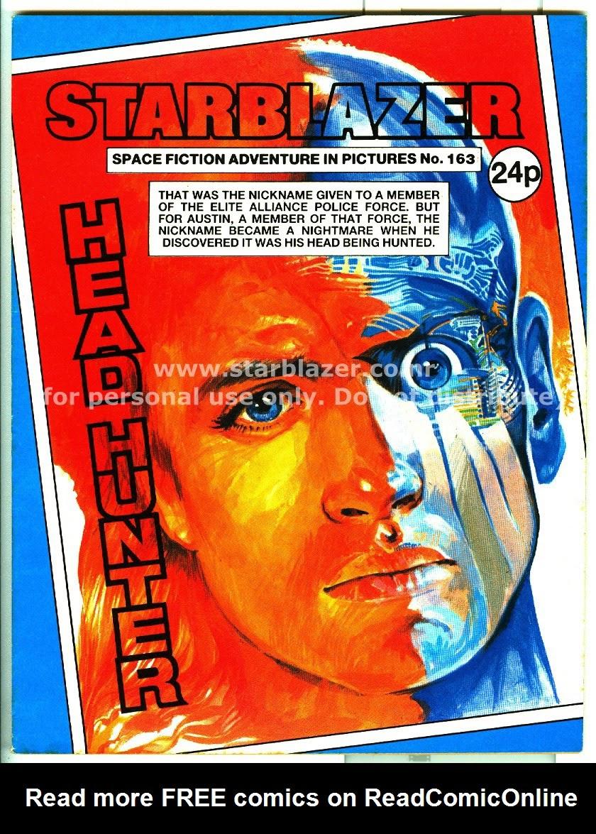 Starblazer issue 163 - Page 1