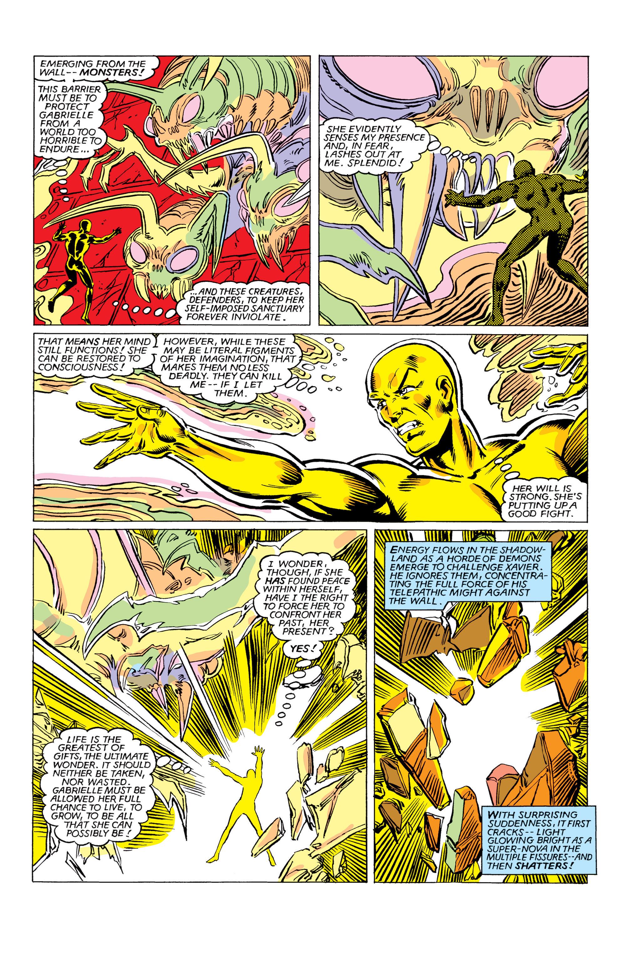 Read online Uncanny X-Men (1963) comic -  Issue #161 - 8