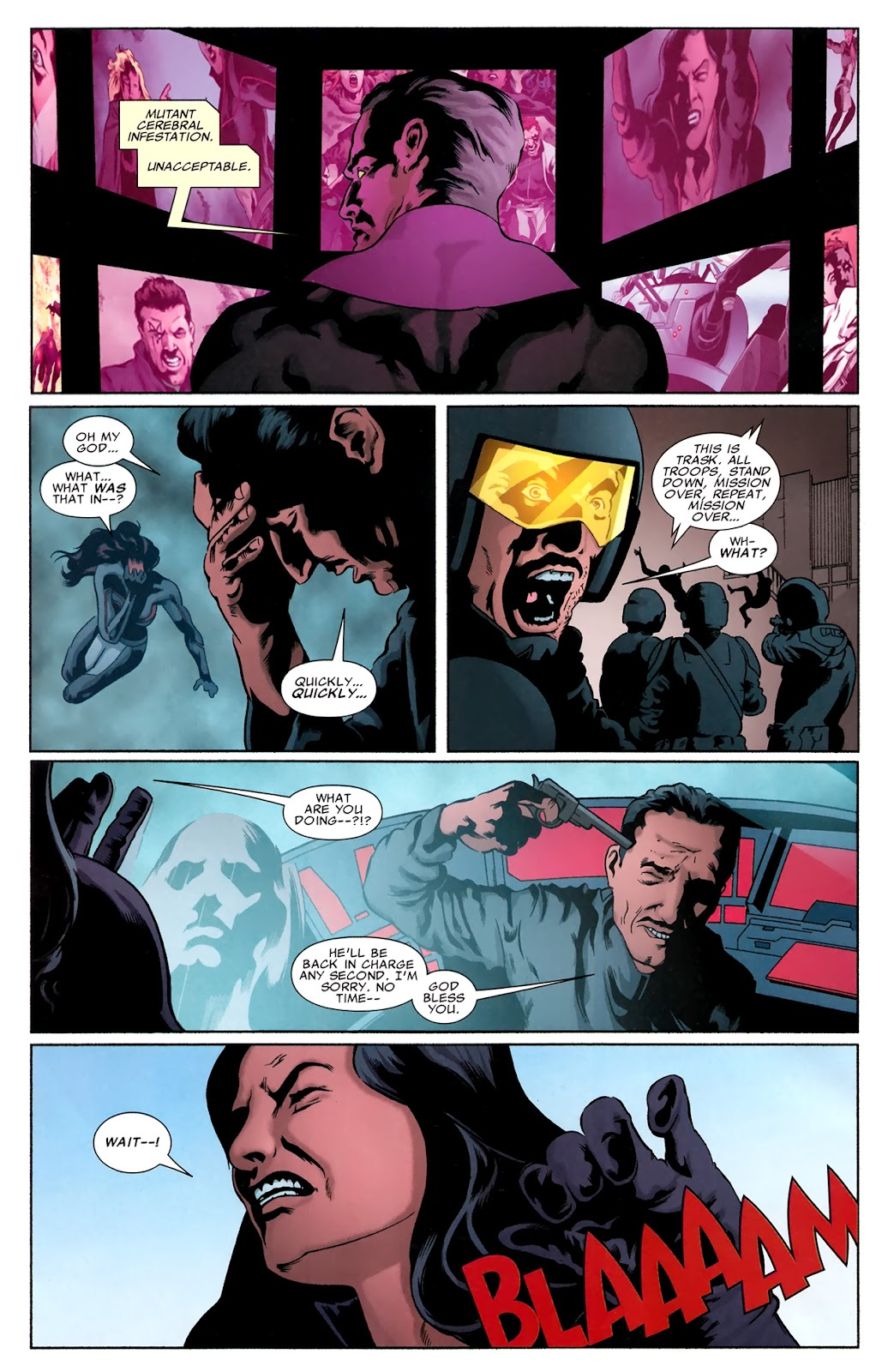 Read online X-Men: Second Coming Revelations comic -  Issue # TPB (Part 2) - 116