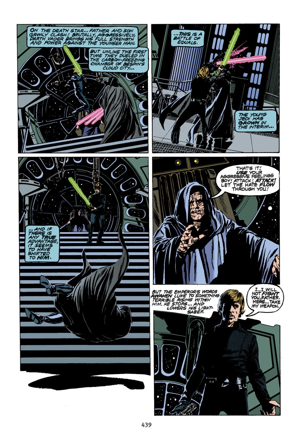 Read online Star Wars Omnibus comic -  Issue # Vol. 18.5 - 156