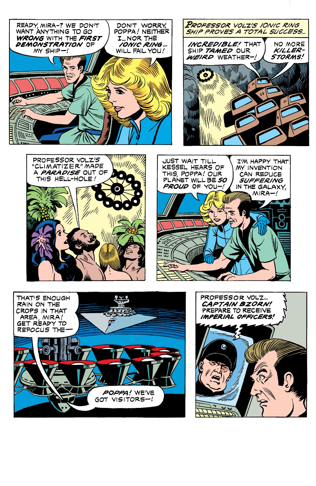 Read online Star Wars Legends: The Newspaper Strips - Epic Collection comic -  Issue # TPB (Part 2) - 77