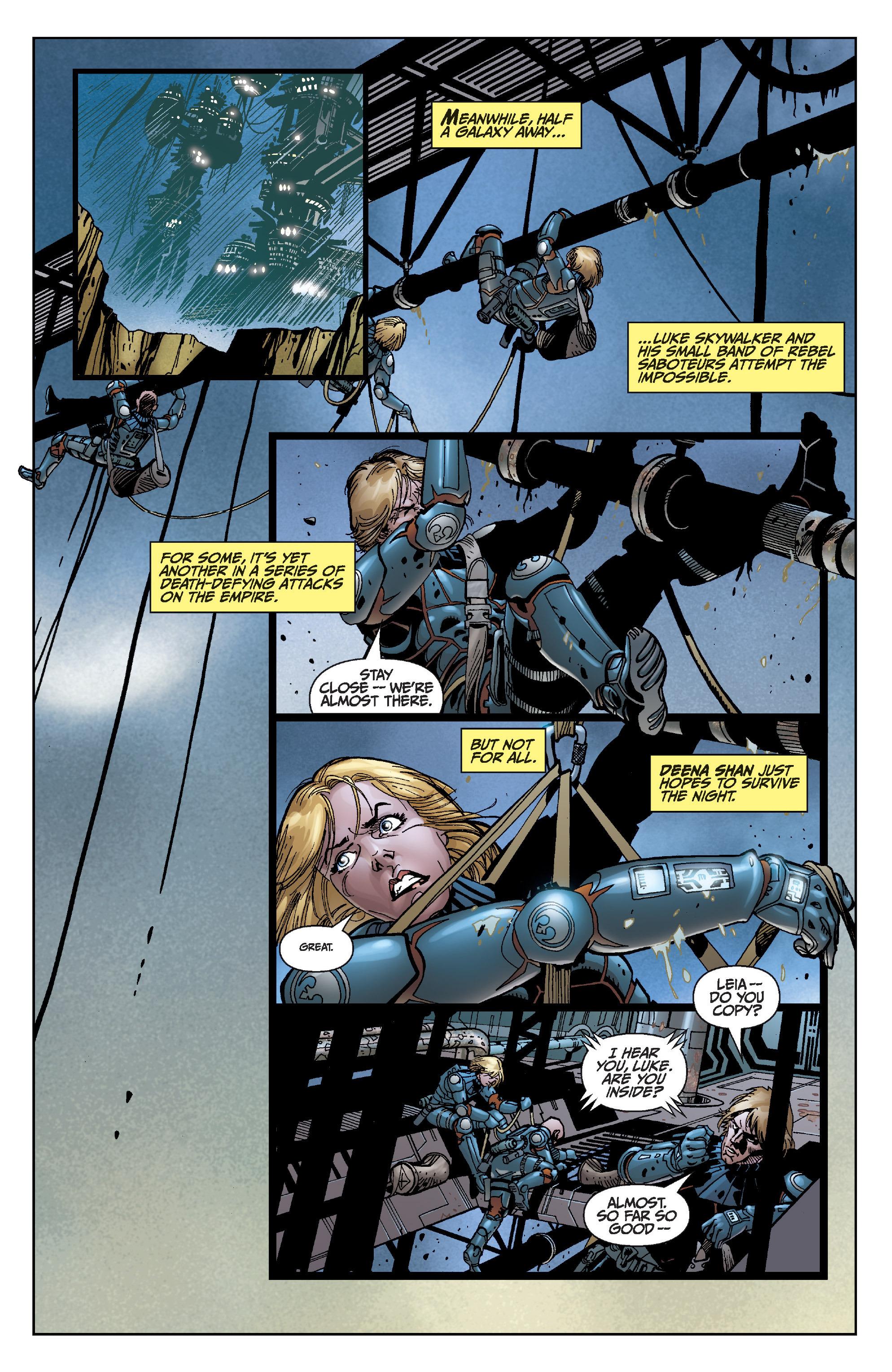 Read online Star Wars Omnibus comic -  Issue # Vol. 20 - 331