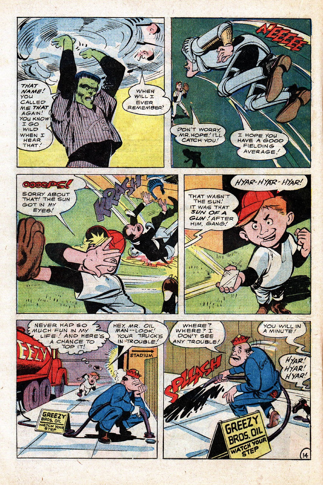 The Adventures of Bob Hope issue 106 - Page 20