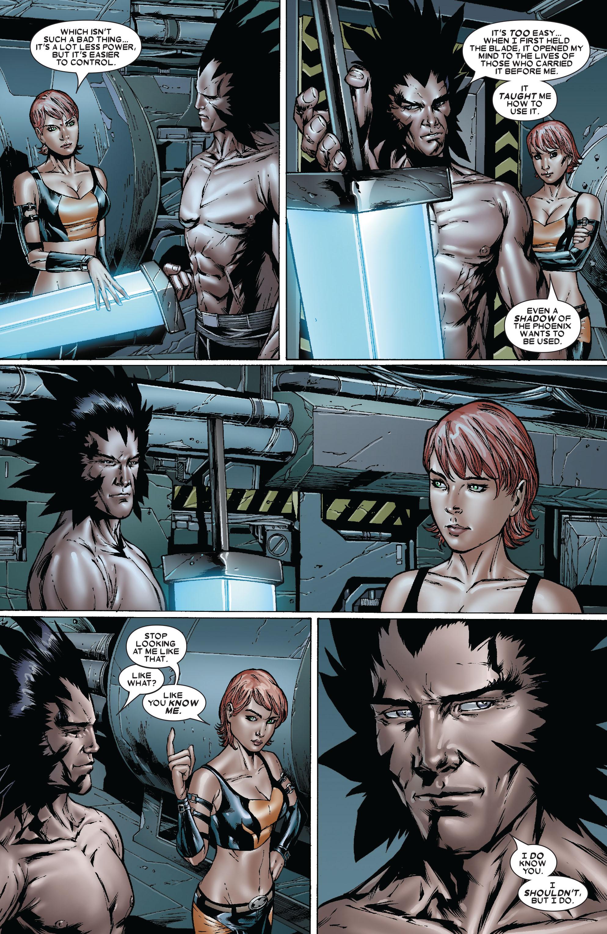Read online Uncanny X-Men (1963) comic -  Issue #481 - 18
