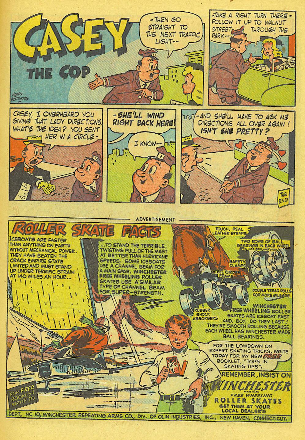 Read online Adventure Comics (1938) comic -  Issue #138 - 23