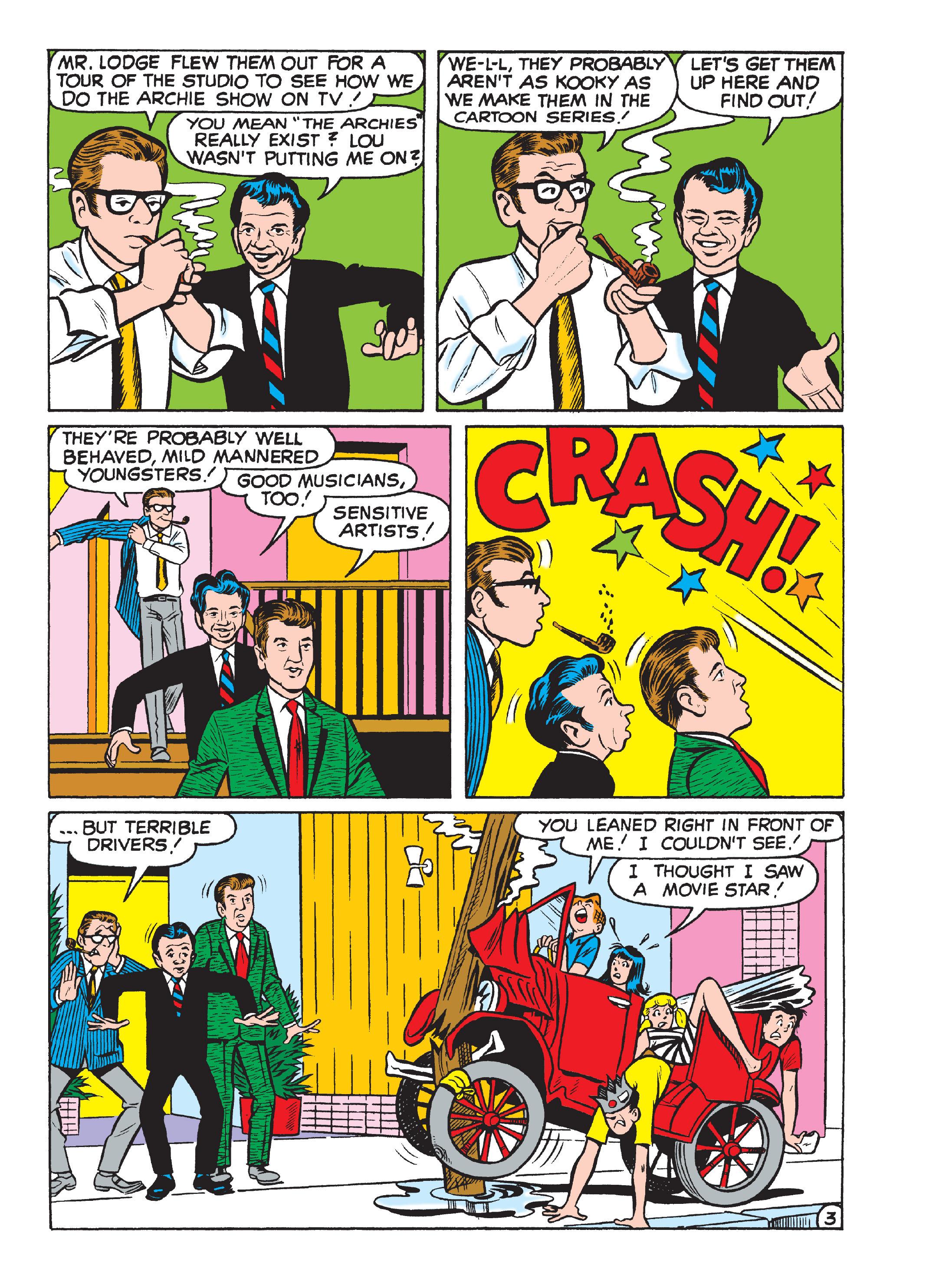 Read online Archie 1000 Page Comics Blowout! comic -  Issue # TPB (Part 3) - 149