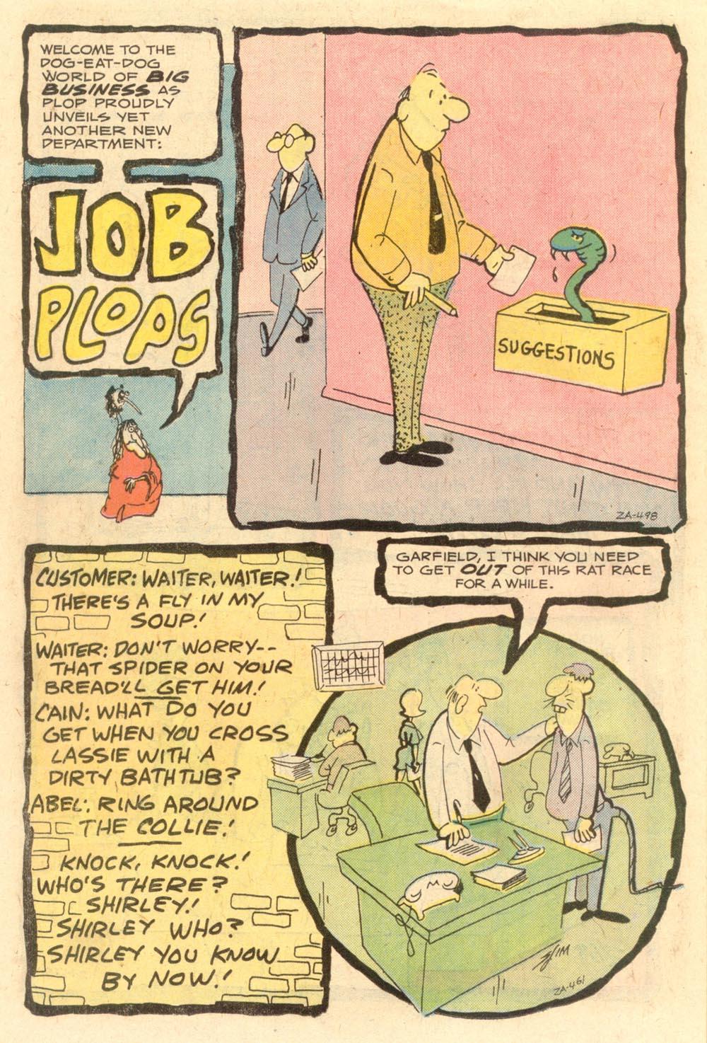 Read online Plop! comic -  Issue #24 - 29