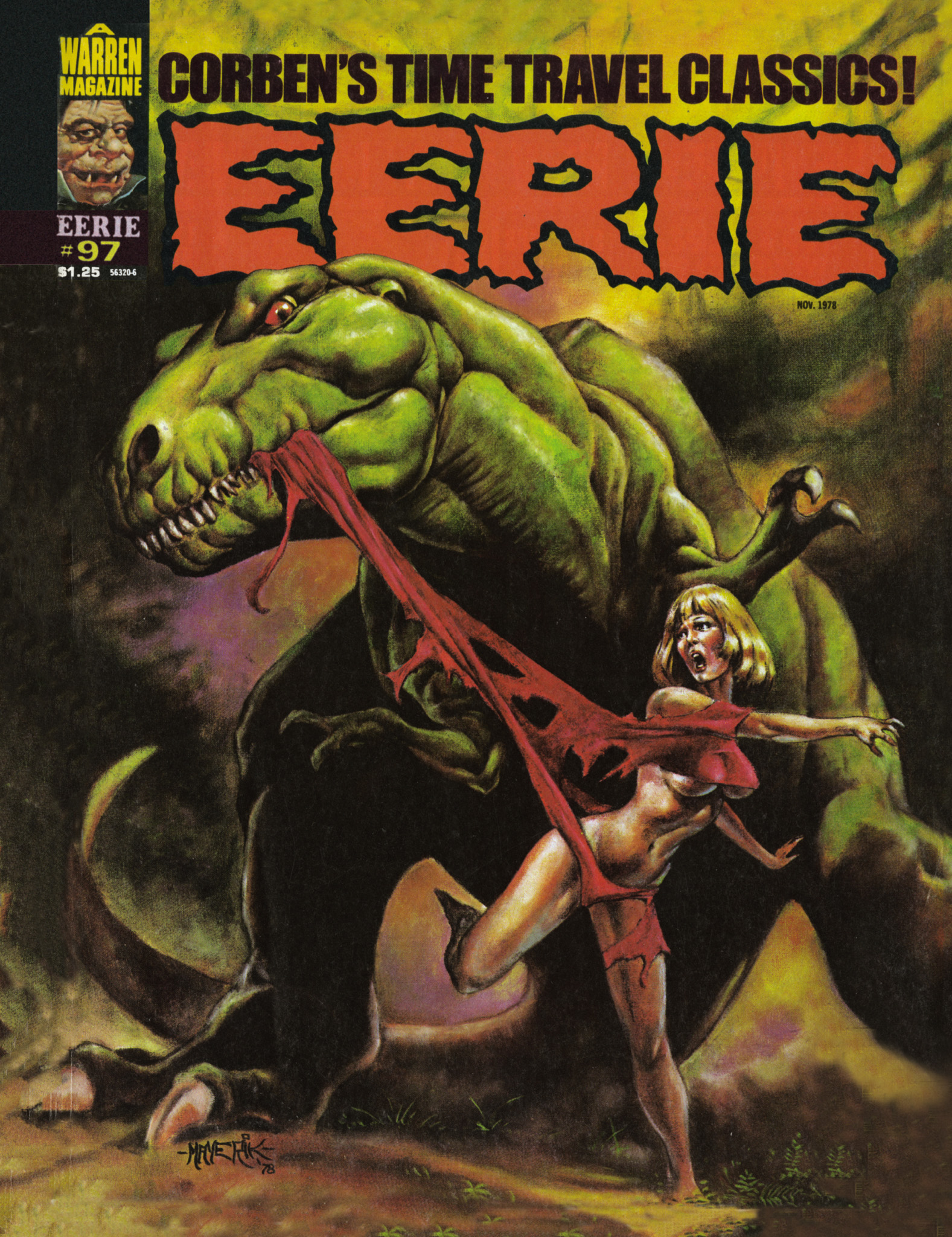 Read online Eerie Archives comic -  Issue # TPB 20 - 133