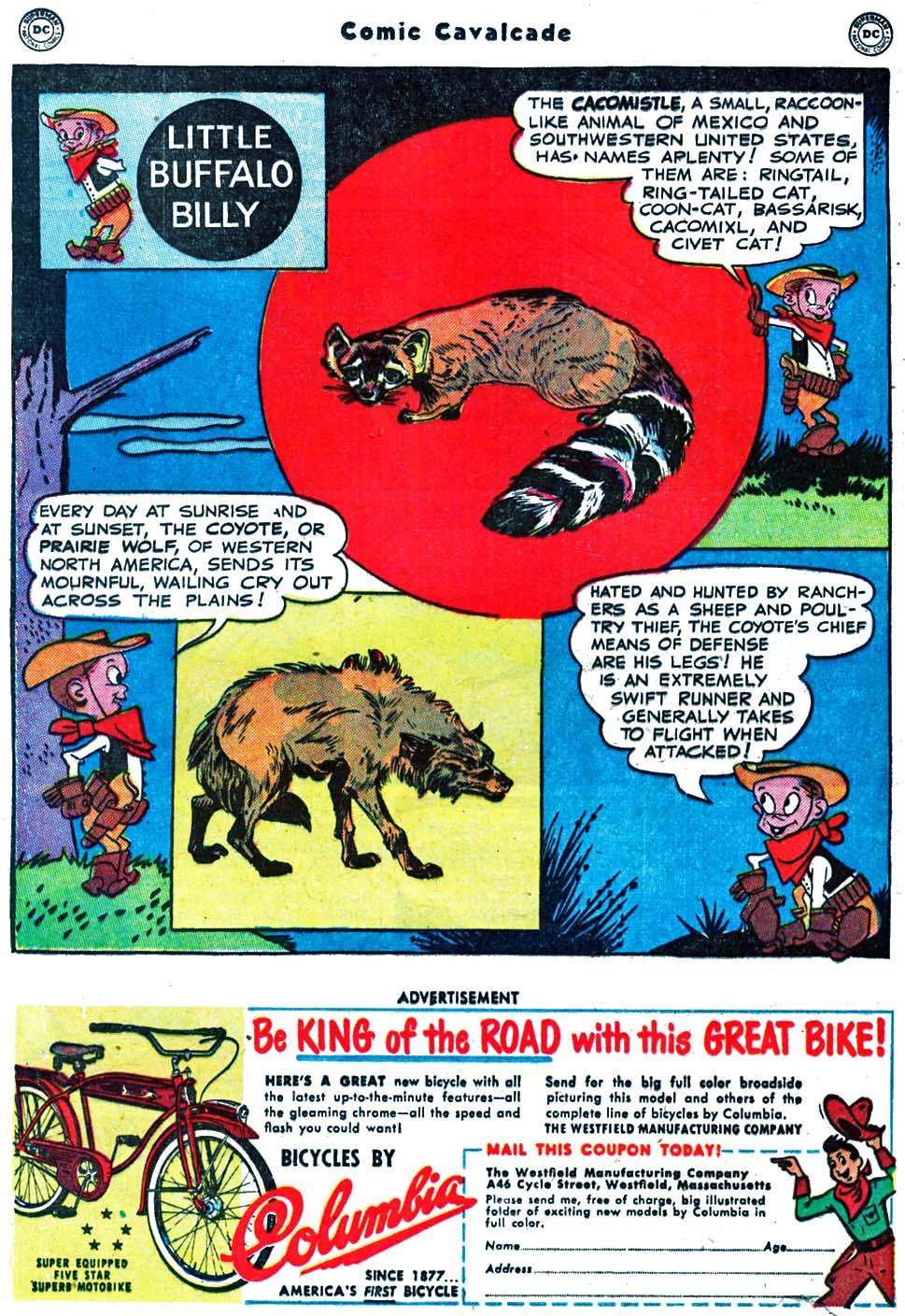 Comic Cavalcade issue 39 - Page 28