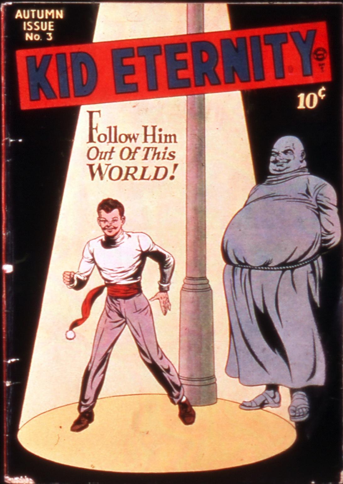 Kid Eternity (1946) 3 Page 1