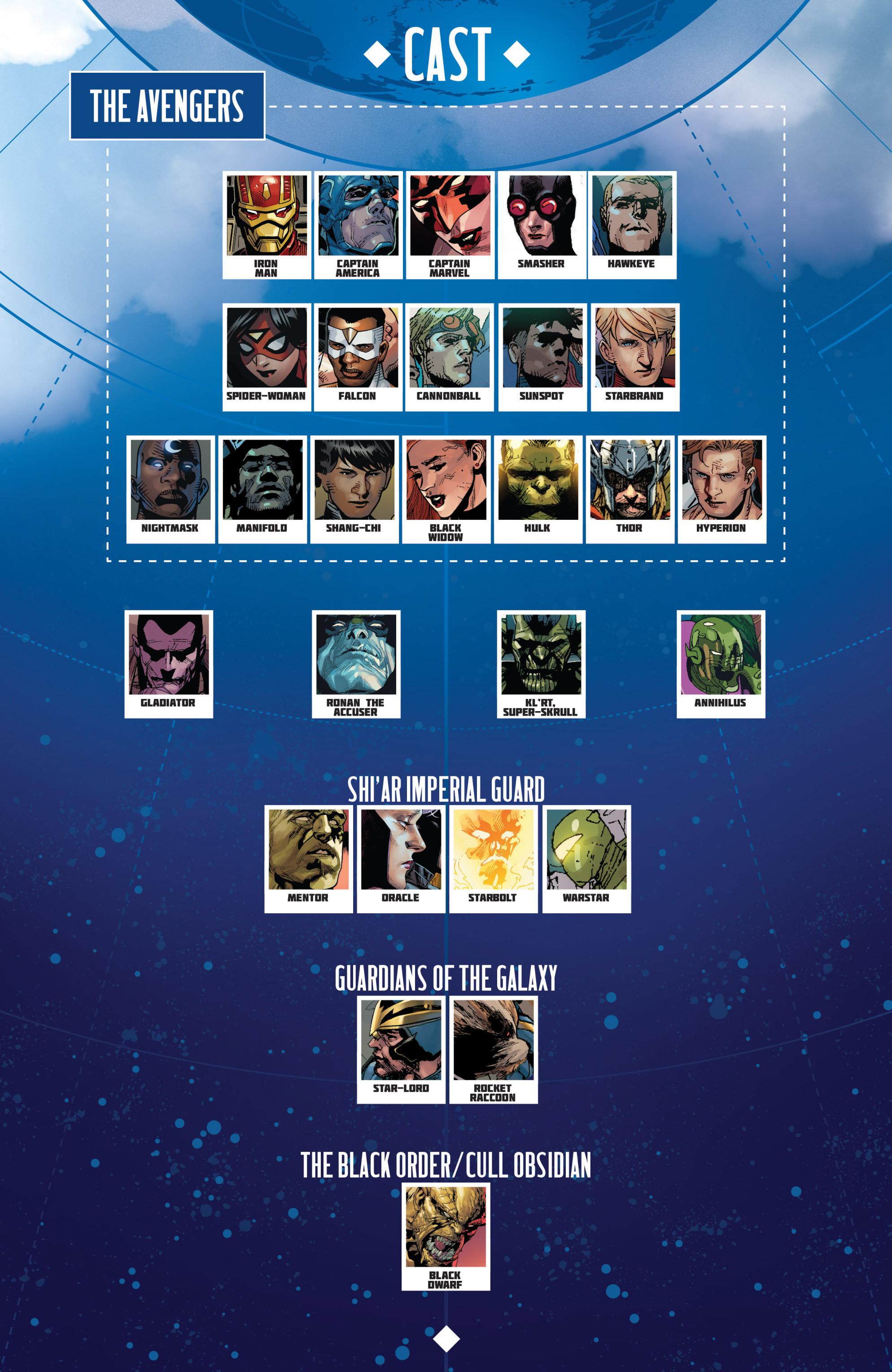 Read online Avengers (2013) comic -  Issue #Avengers (2013) _TPB 4 - 153
