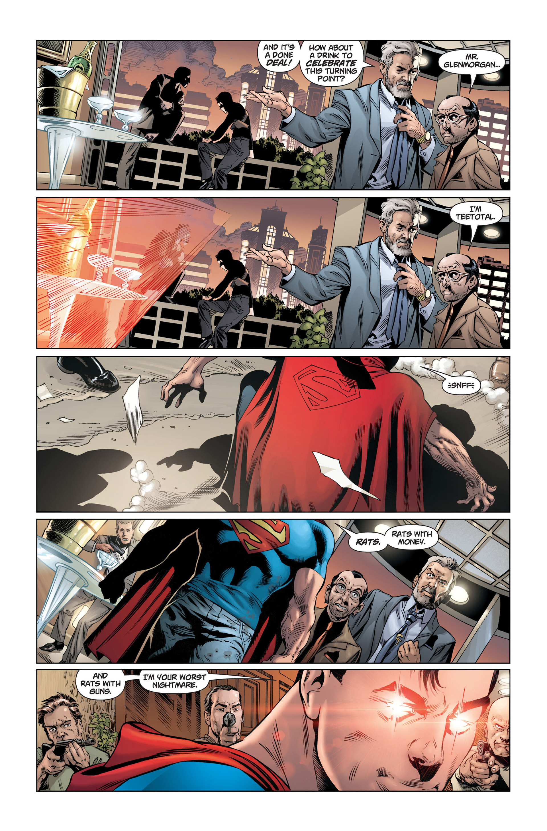 Read online Action Comics (2011) comic -  Issue #1 - 8