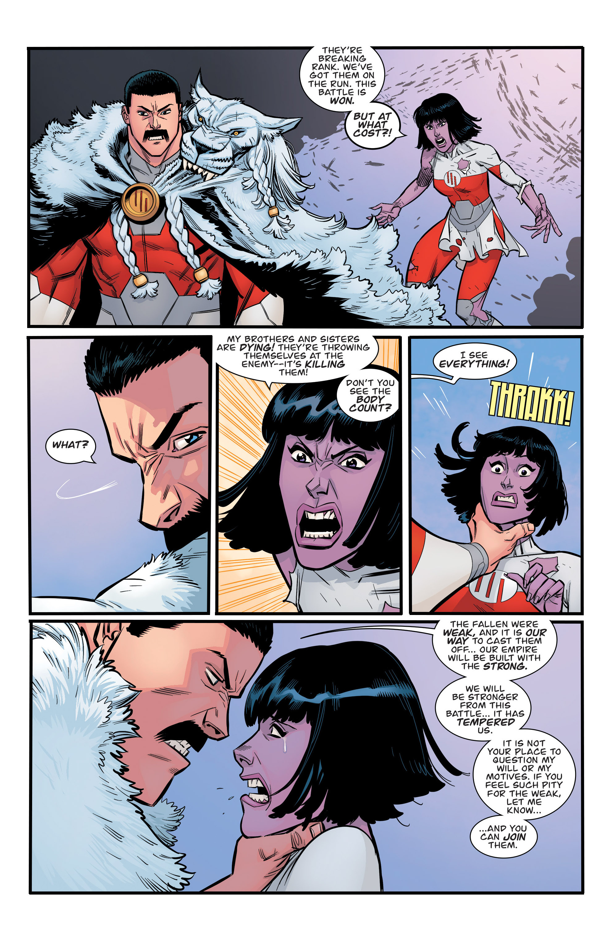Read online Invincible comic -  Issue #136 - 17