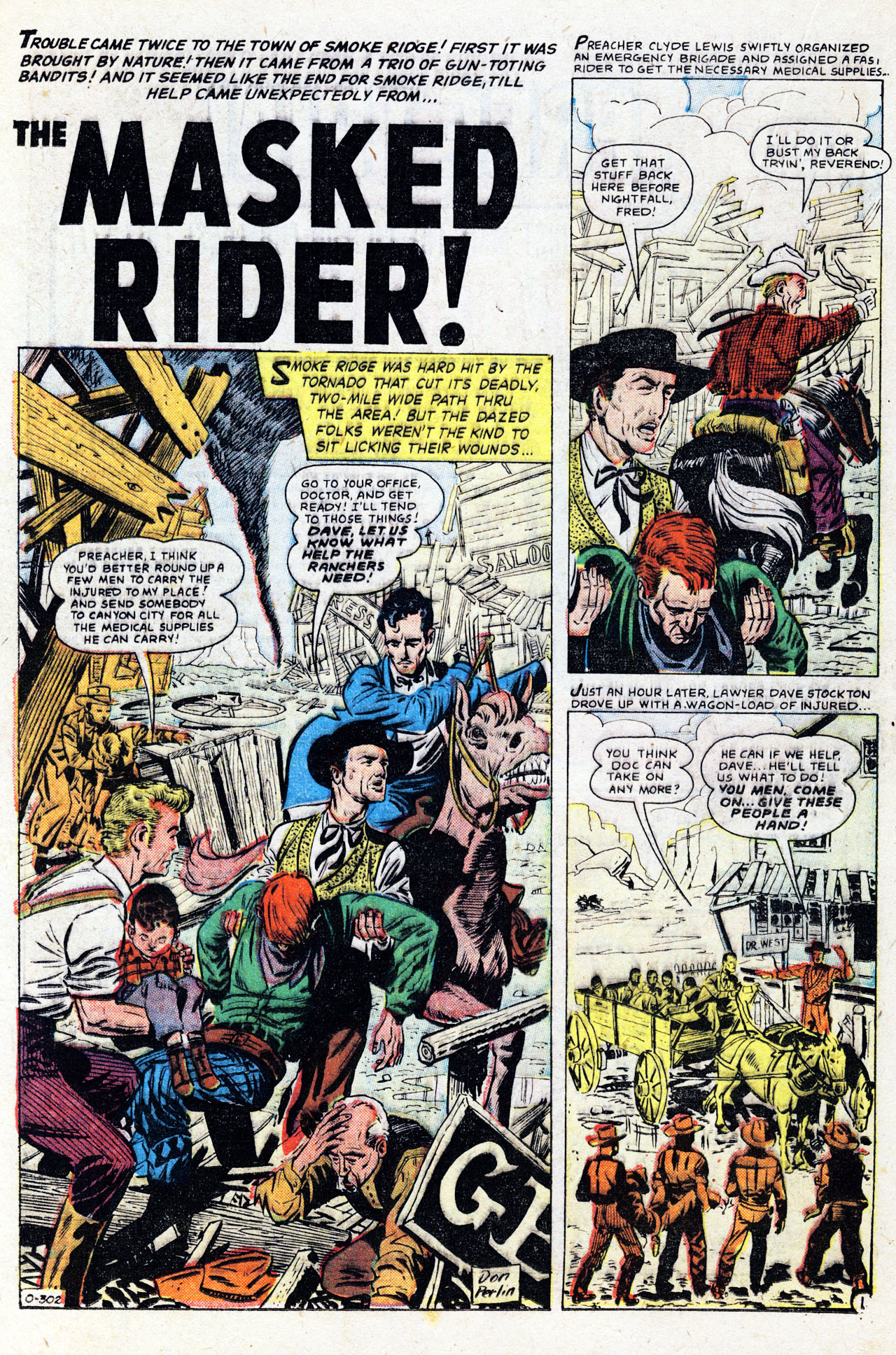 Read online Two-Gun Kid comic -  Issue #41 - 20
