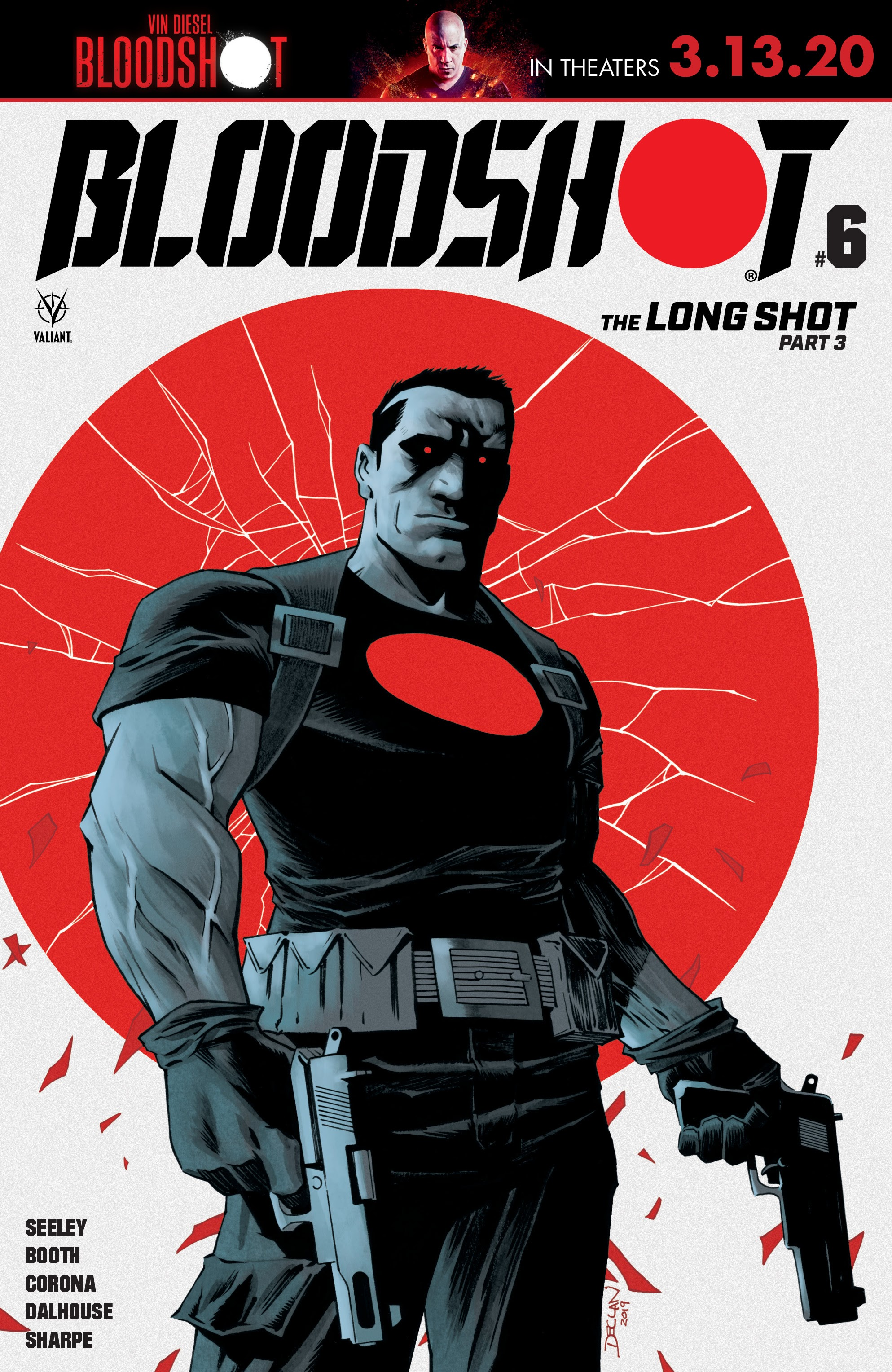 Bloodshot (2019) issue 6 - Page 1