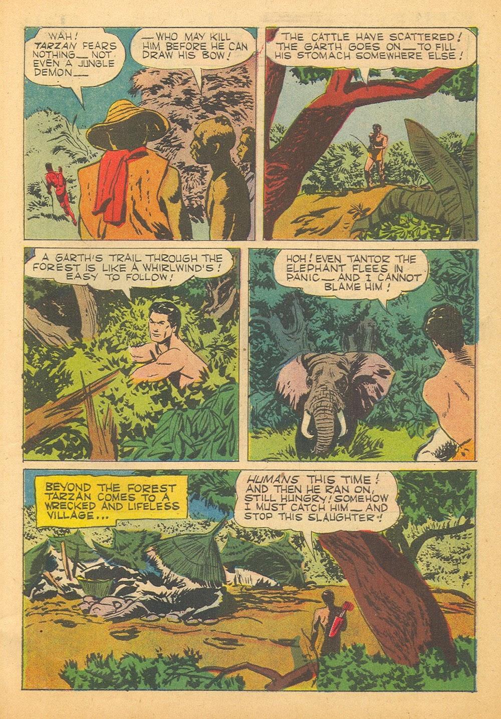 Tarzan (1948) issue 121 - Page 7