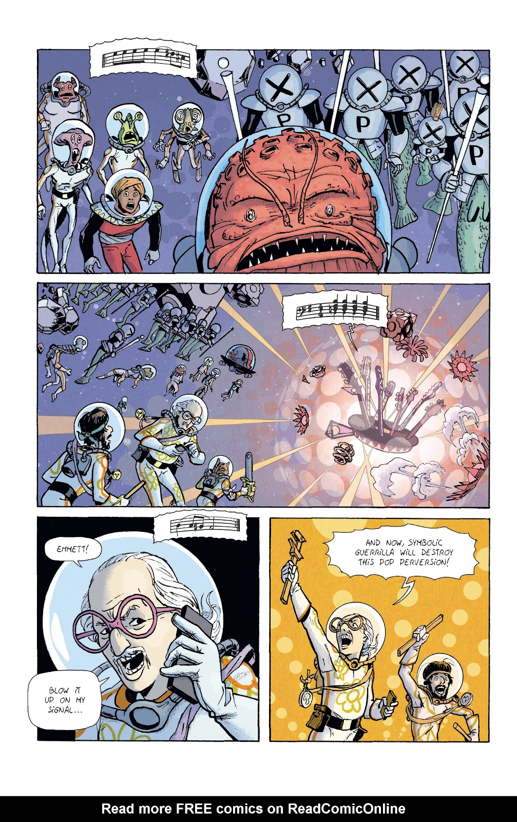 Read online Infinity 8 comic -  Issue #12 - 11